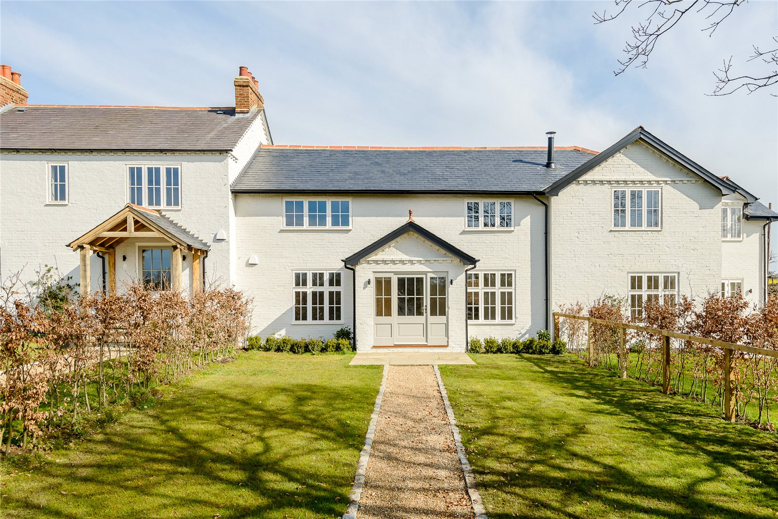 Casa Unifamiliar por un Venta en Church Lane, Warfield, Berkshire, RG42 Warfield, Inglaterra