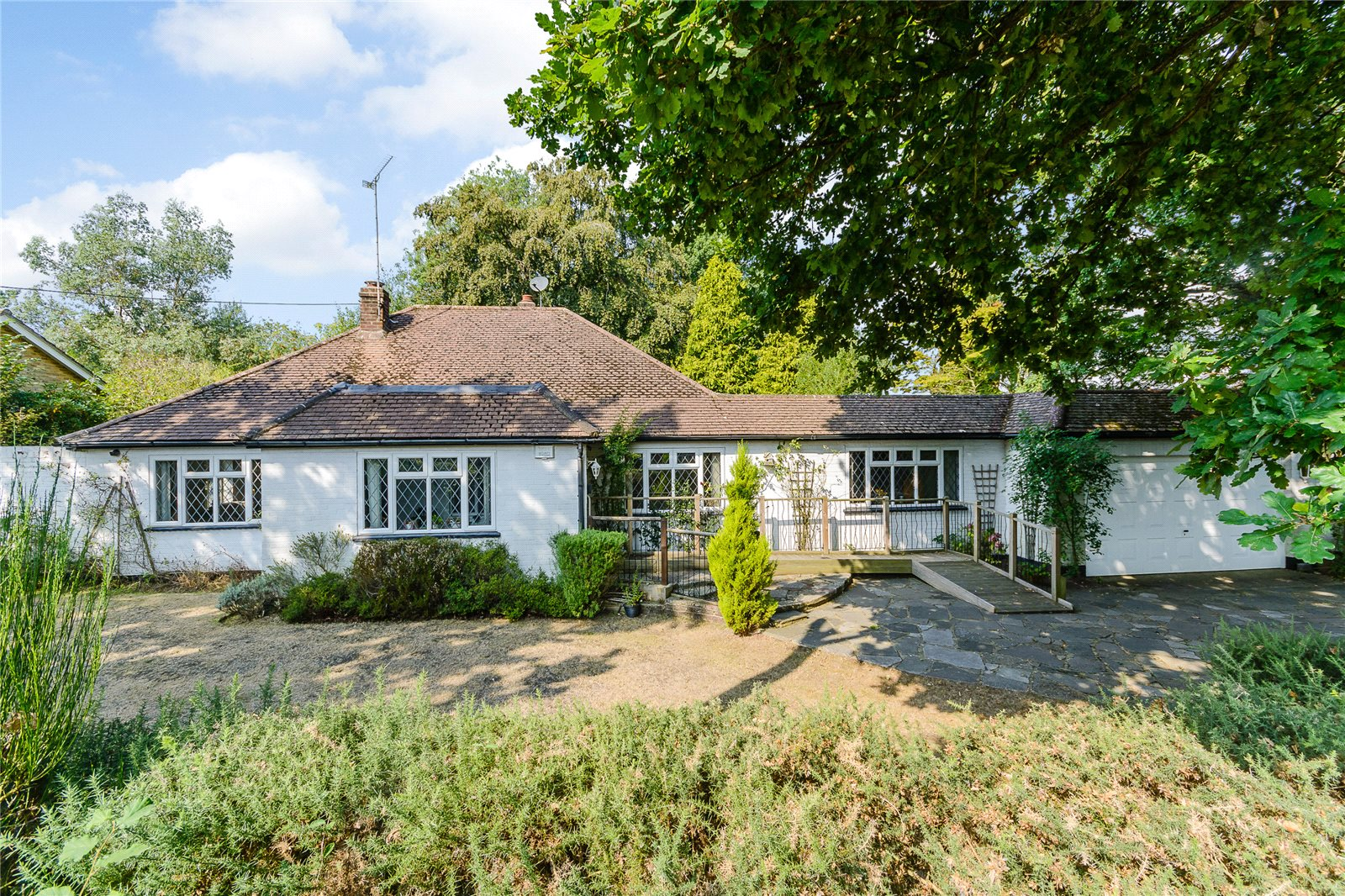 Single Family Home for Sale at Locks Ride, Ascot, Berkshire, SL5 Ascot, England