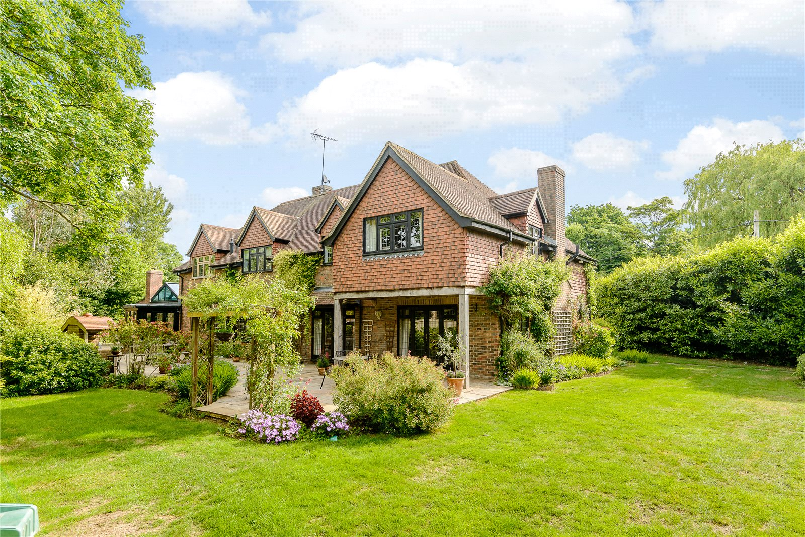 Single Family Home for Sale at Winkfield Street, Maidens Green, Windsor, Berkshire, SL4 Windsor, England