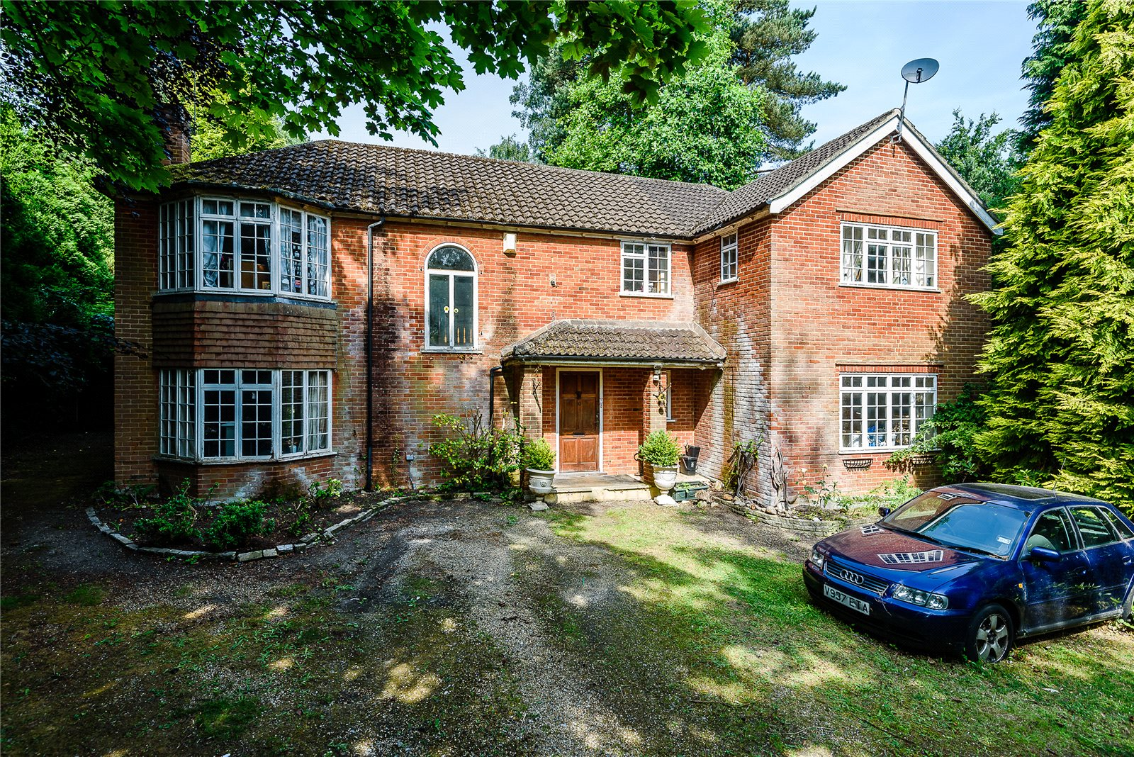 独户住宅 为 销售 在 Llanvair Close, Ascot, Berkshire, SL5 Ascot, 英格兰