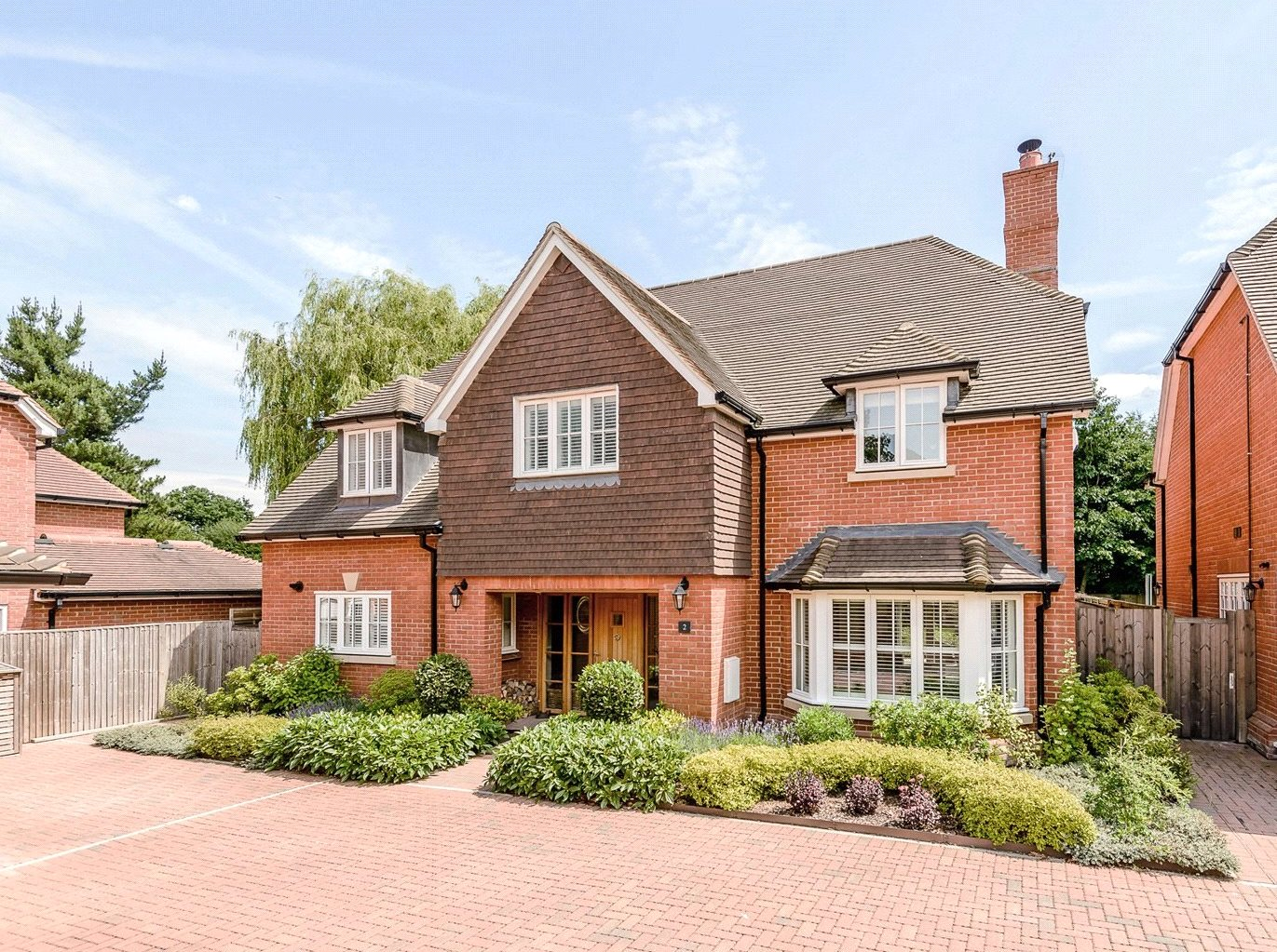 Single Family Home for Sale at Alderson Court, Ascot, Berkshire, SL5 Ascot, England