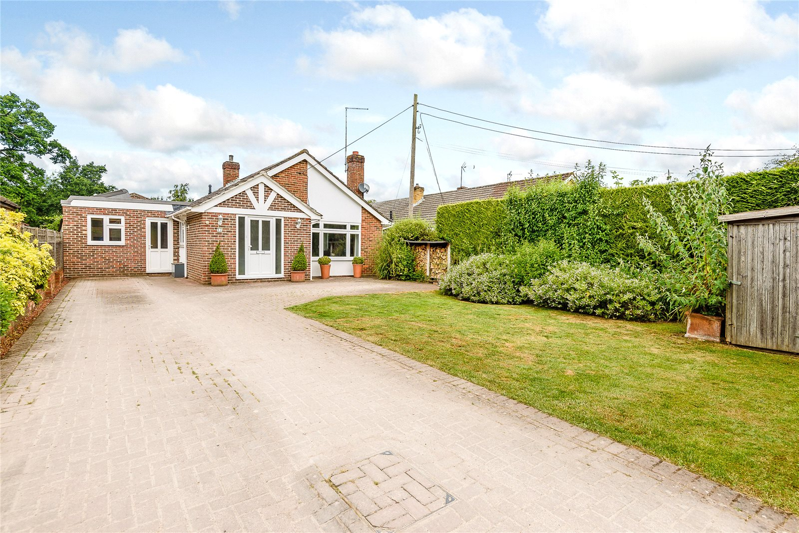 Additional photo for property listing at Kiln Lane, Winkfield, Windsor, Berkshire, SL4 Windsor, Inglaterra