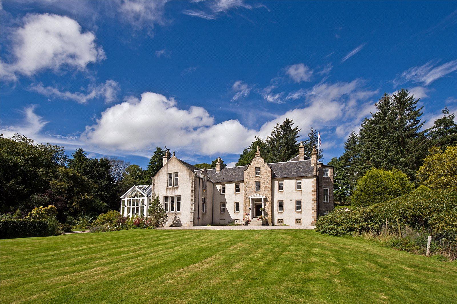 Eensgezinswoning voor Verkoop een t Countesswells House, South Wing, Bieldside, Aberdeen, AB15 Aberdeen, Scotland