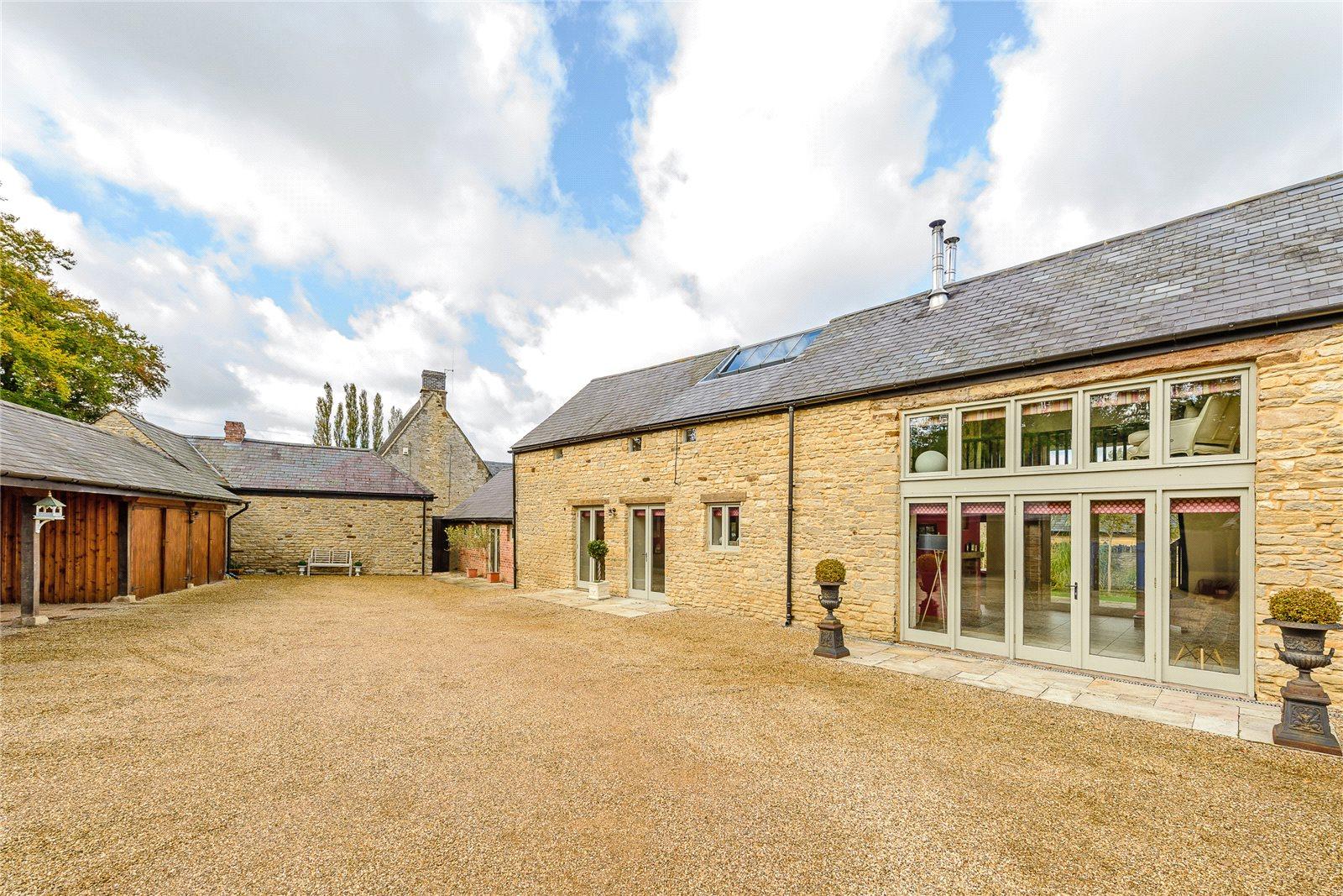 一戸建て のために 売買 アット Magpie Road, Sulgrave, Banbury, Oxfordshire, OX17 Banbury, イギリス