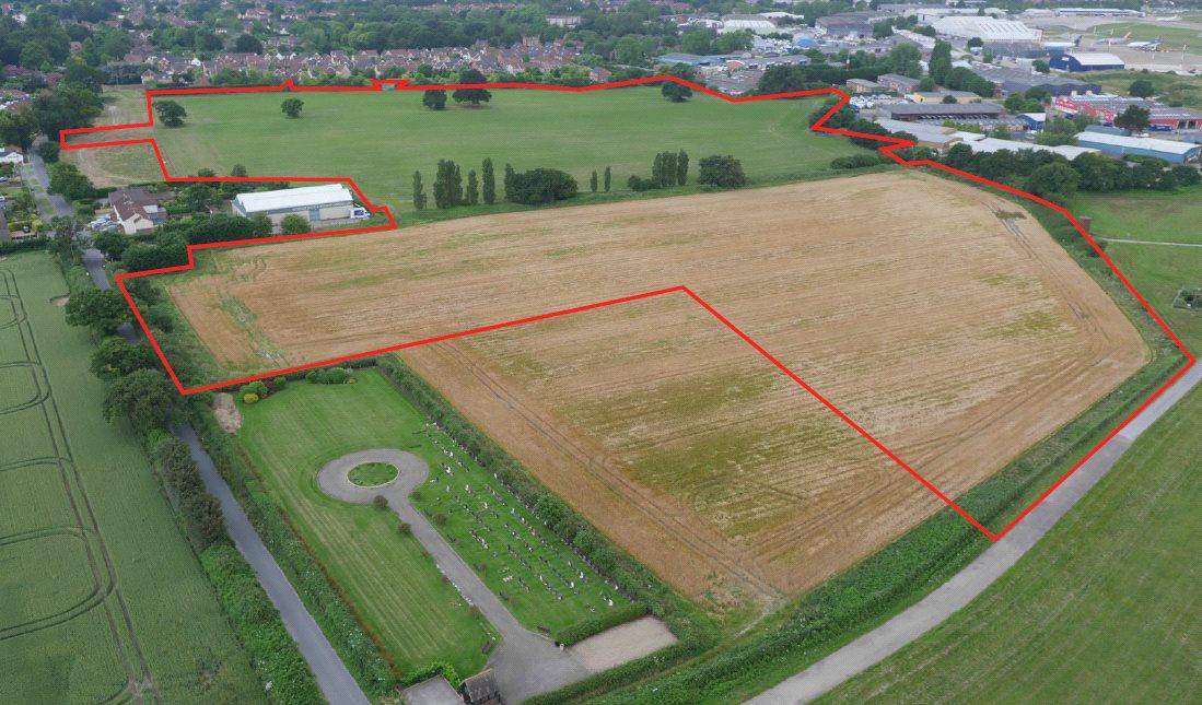 Terrain / Lots pour l Vente à Old Catton, Norwich, NR6 Norwich, Angleterre