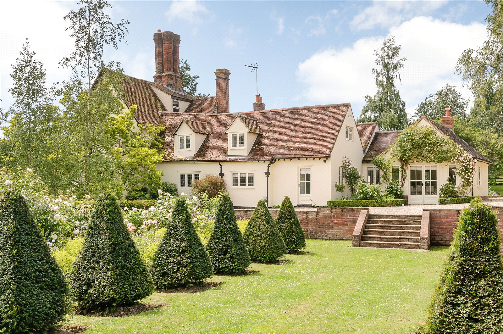 Single Family Home for Sale at Church Hill, Hempstead, Saffron Walden, Essex, CB10 Saffron Walden, England