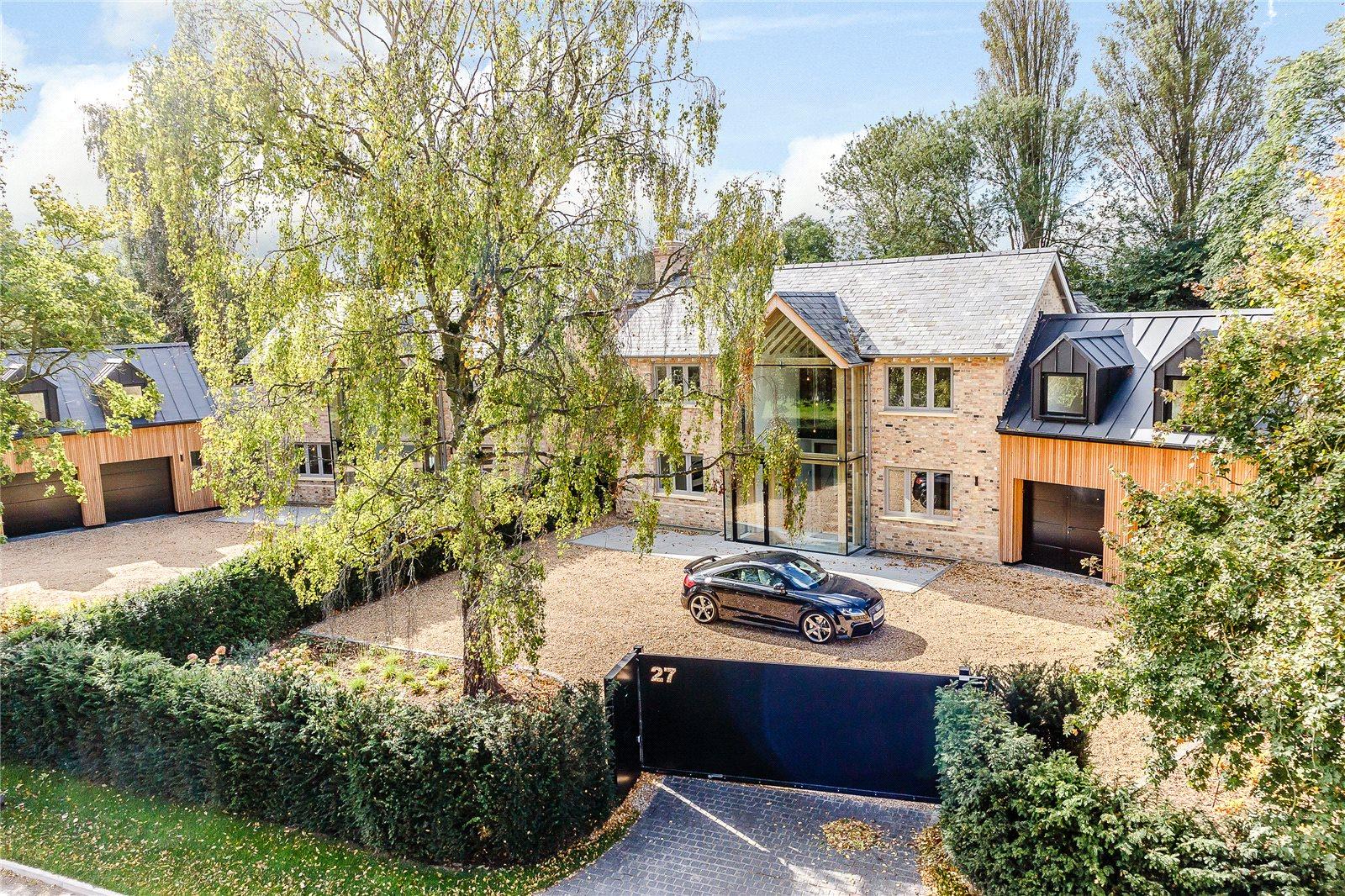 단독 가정 주택 용 매매 에 Comberton Road, Barton, Cambridge, CB23 영국