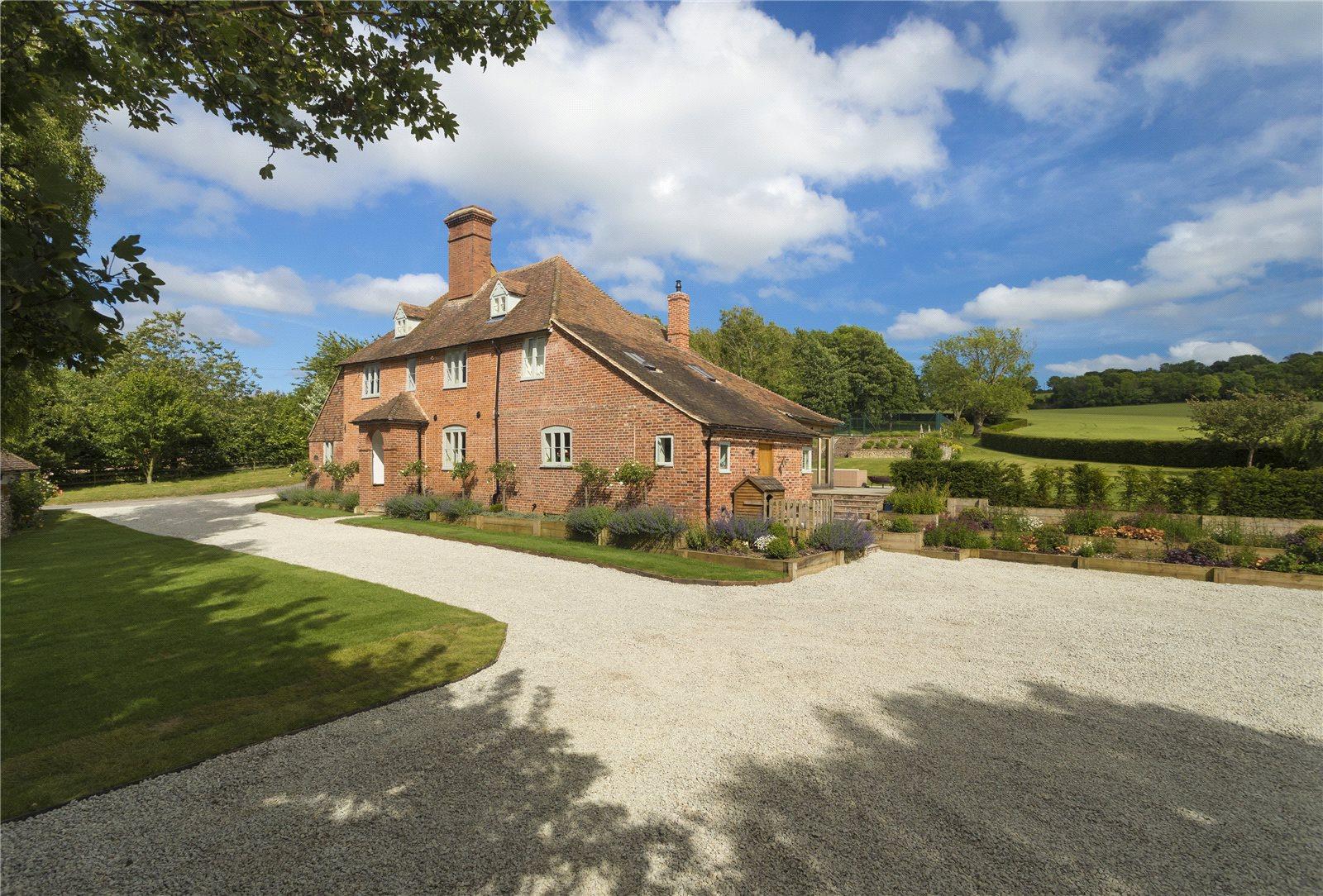 獨棟家庭住宅 為 出售 在 Pope Street, Godmersham, Canterbury, Kent, CT4 Canterbury, 英格蘭