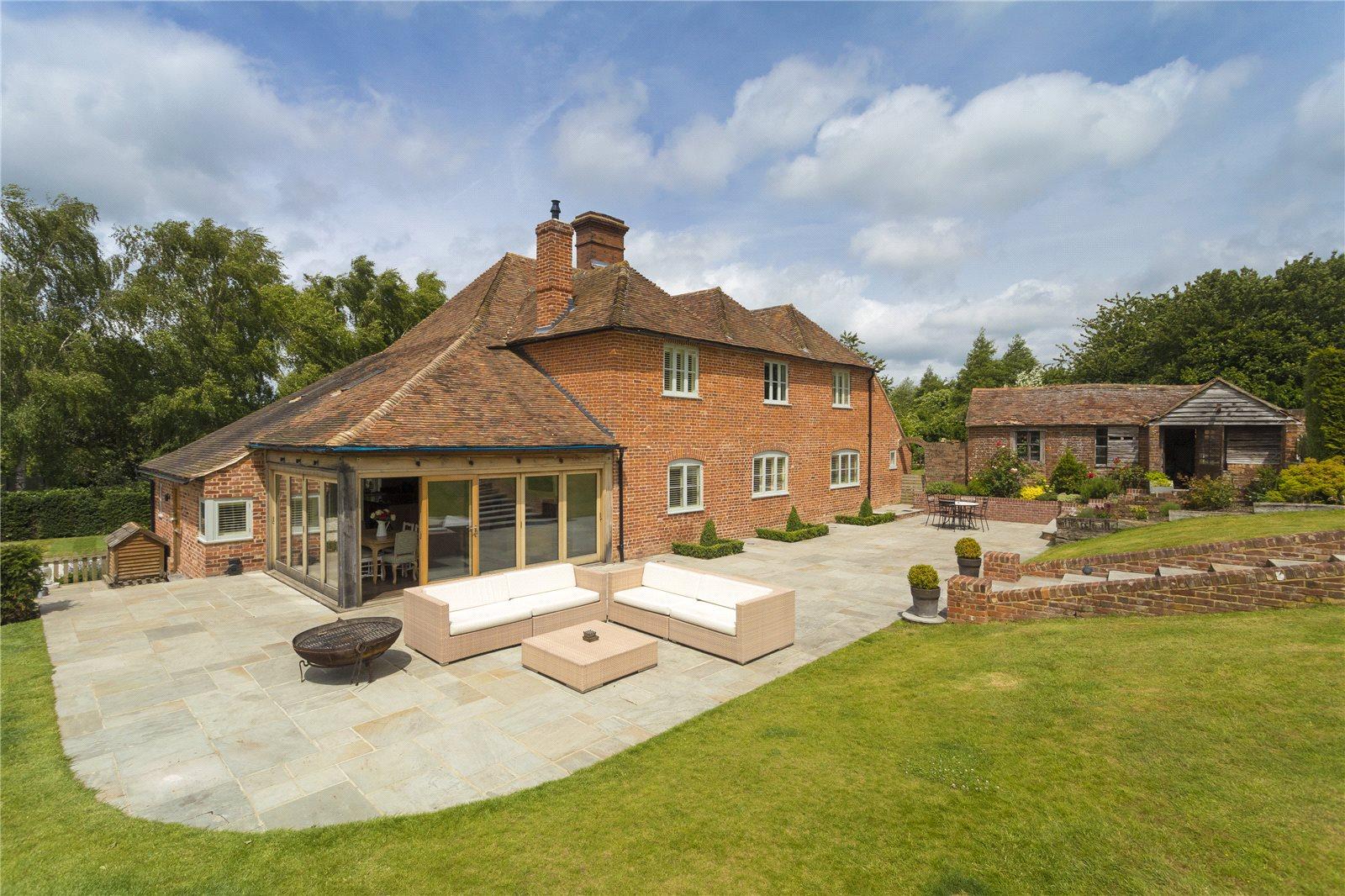 Частный дом для того Продажа на Pope Street, Godmersham, Canterbury, Kent, CT4 Canterbury, Англия