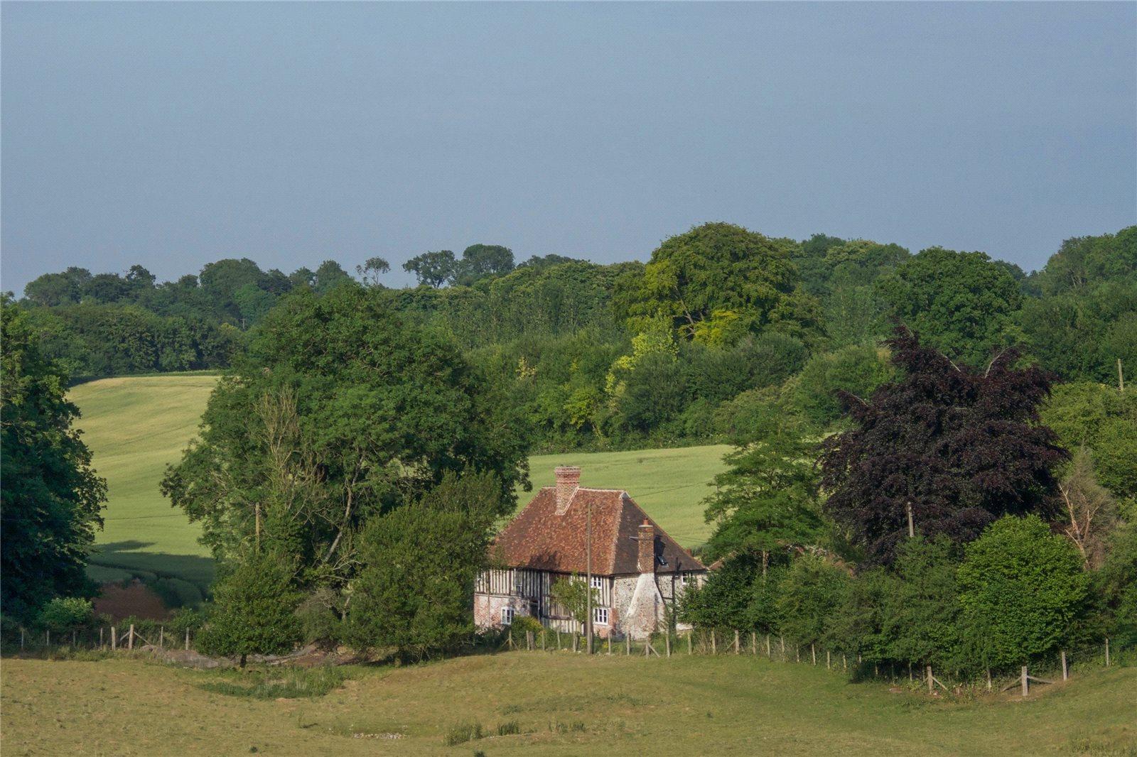 Moradia para Venda às Hillside Road, Stalisfield, Faversham, Kent, ME13 Faversham, Inglaterra