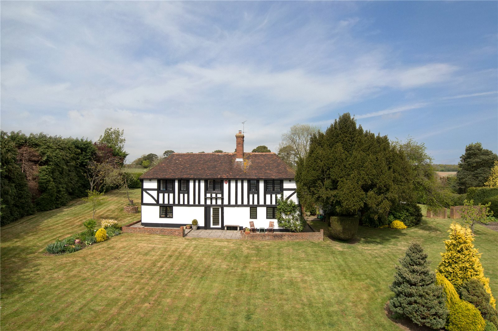 Maison unifamiliale pour l Vente à Lower Lees Road, Old Wives Lees, Canterbury, Kent, CT4 Canterbury, Angleterre