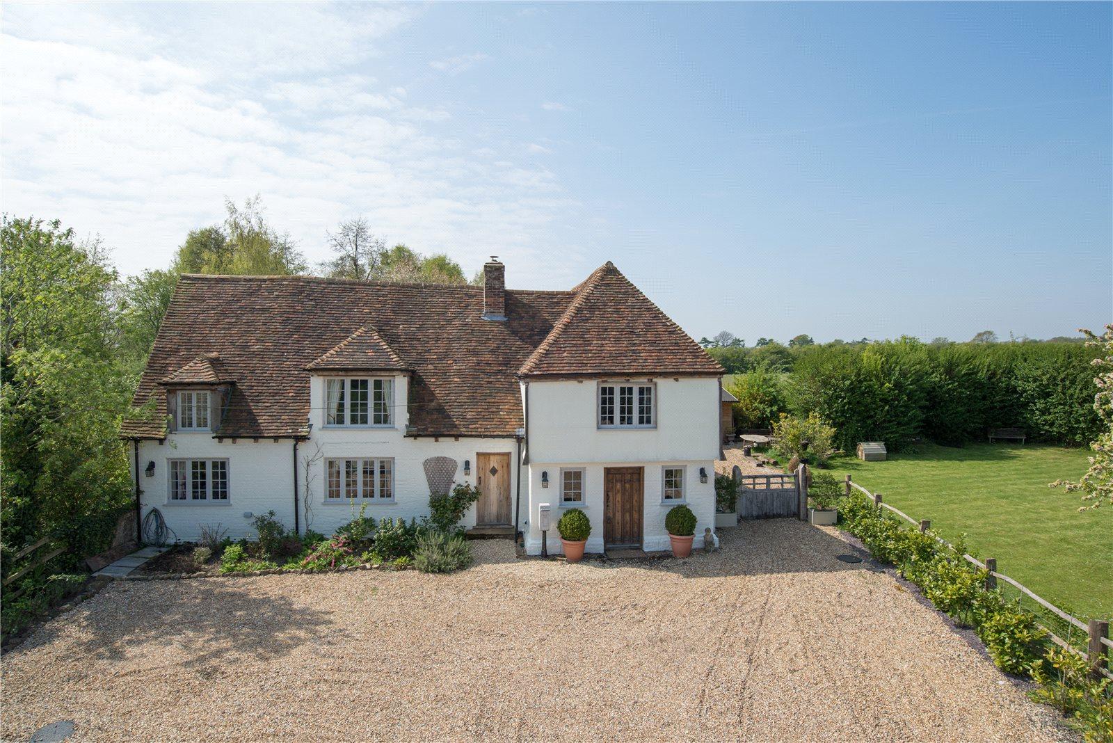 Single Family Home for Sale at Bramble Lane, Wye, Ashford, Kent, TN25 Ashford, England