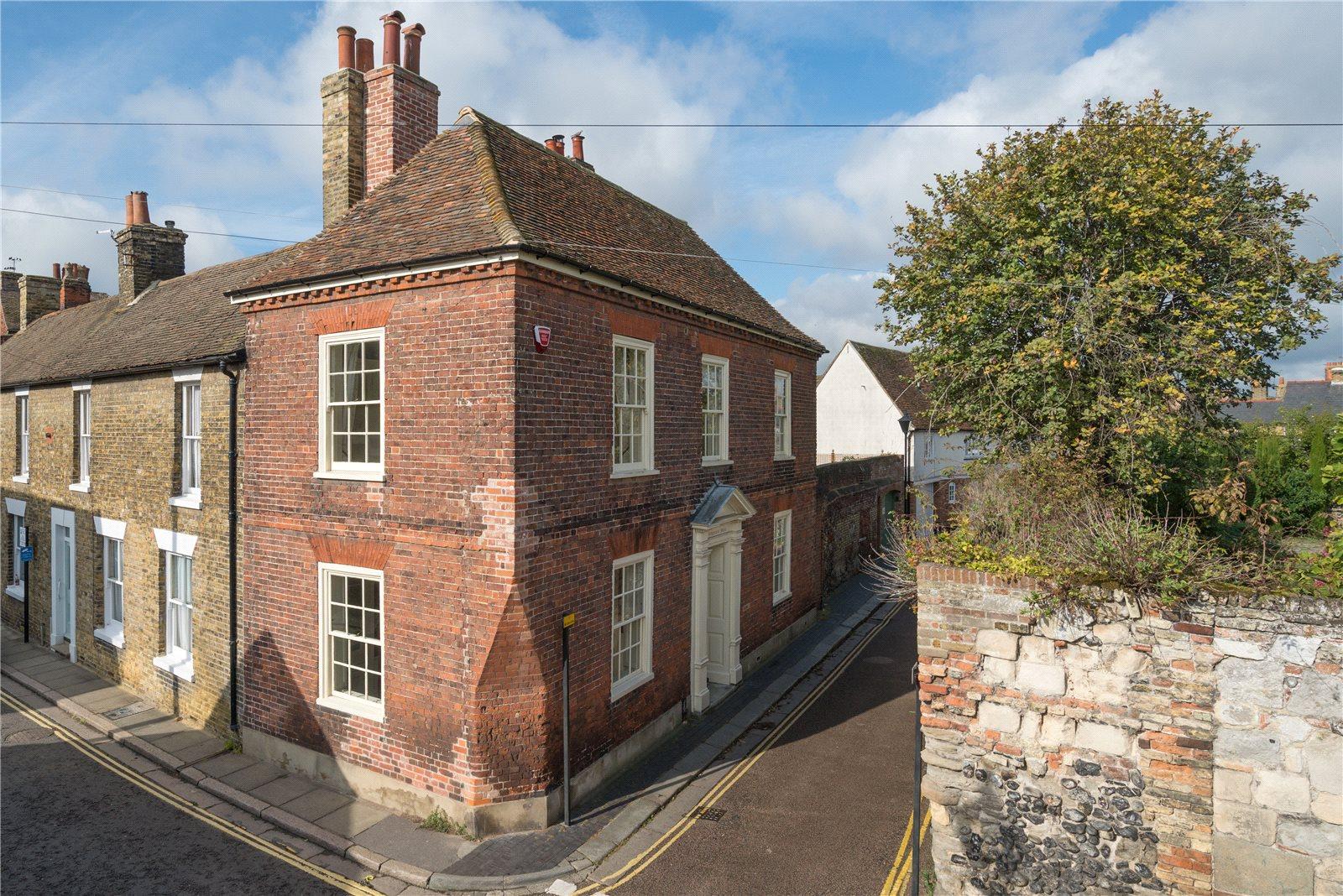 Casa para uma família para Venda às Guildcount Lane, Sandwich, Kent, CT13 Sandwich, Inglaterra