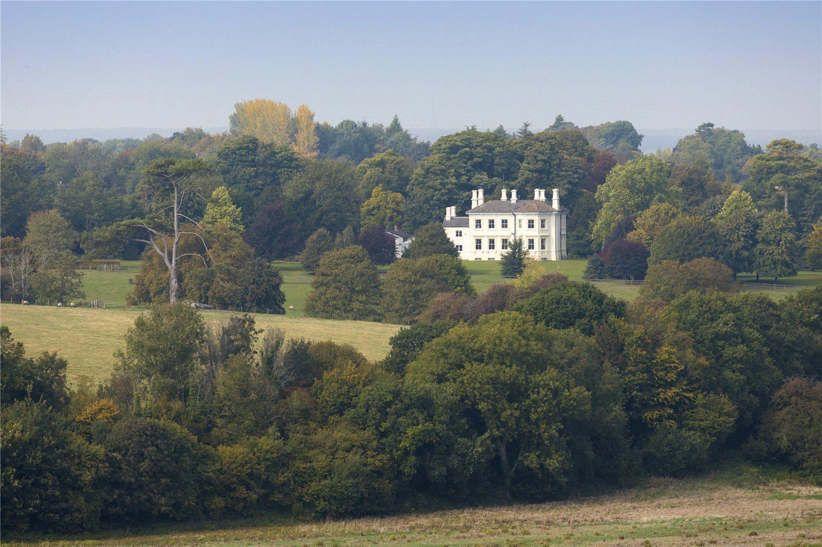 Частный дом для того Продажа на The Broadway, Petham, Canterbury, Kent, CT4 Canterbury, Англия