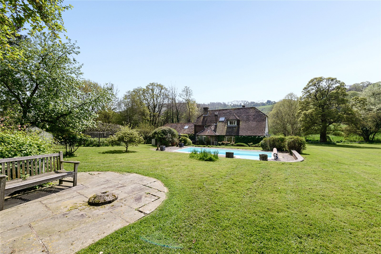 Additional photo for property listing at Treyford, Midhurst, West Sussex, GU29 Midhurst, イギリス