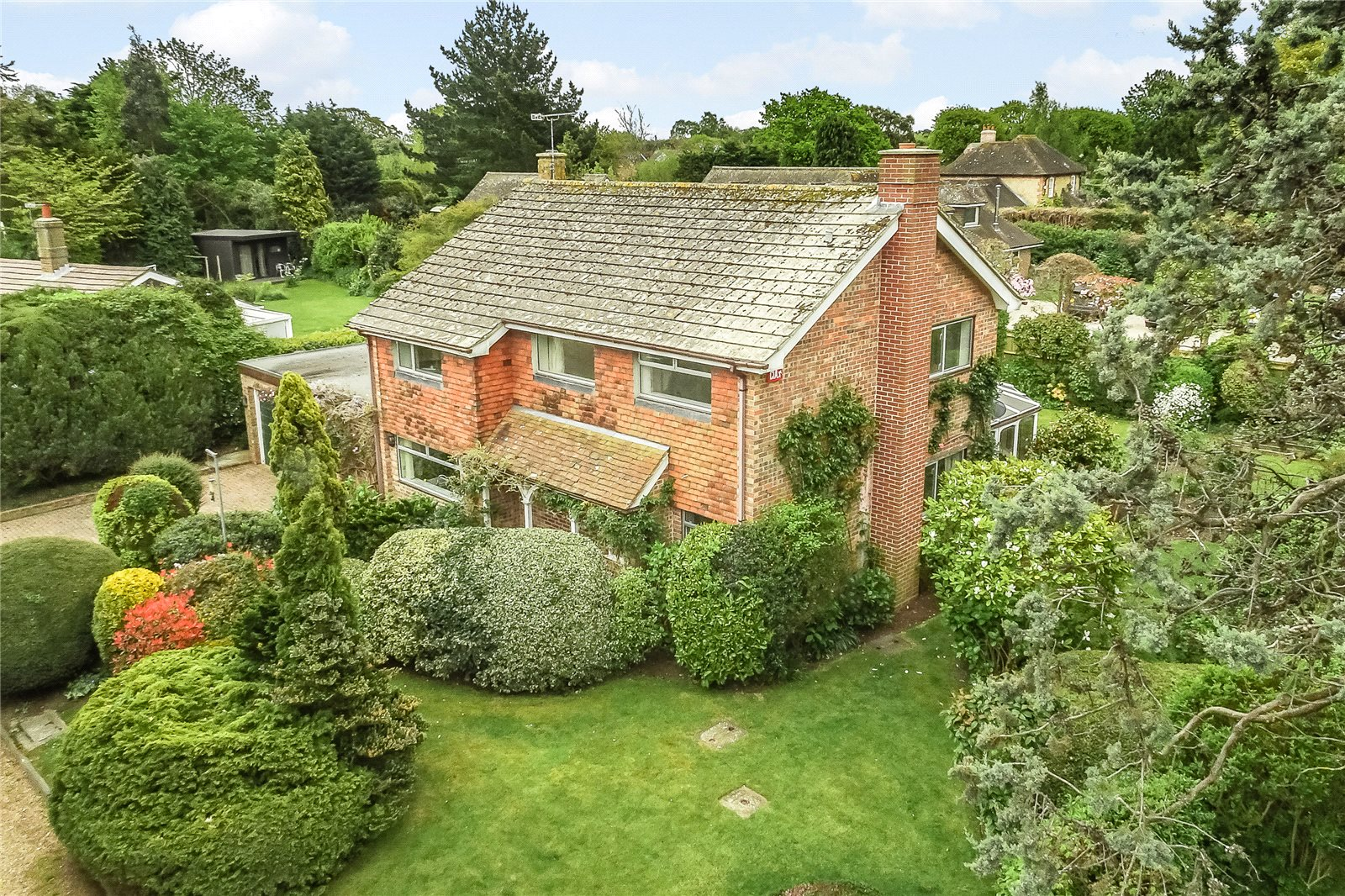 Maison unifamiliale pour l Vente à Oak Meadow, Birdham, Chichester, West Sussex, PO20 Chichester, Angleterre