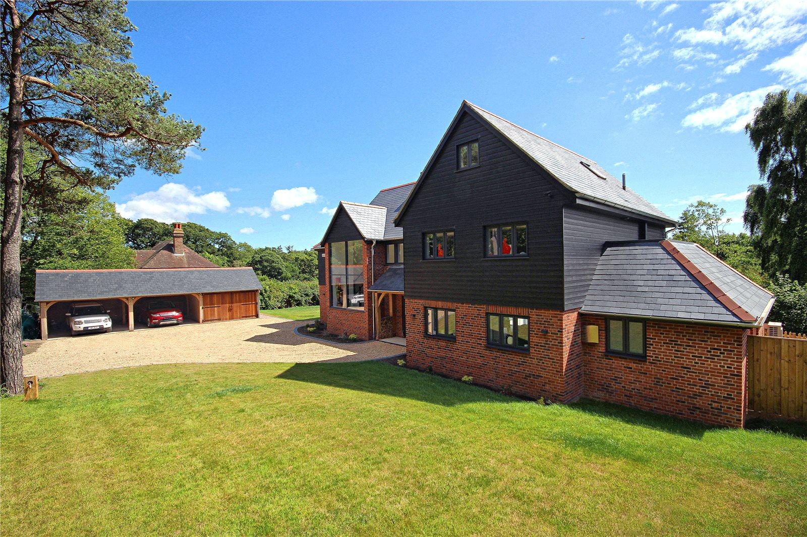 独户住宅 为 销售 在 Salthill Road, Chichester, West Sussex, PO19 Chichester, 英格兰