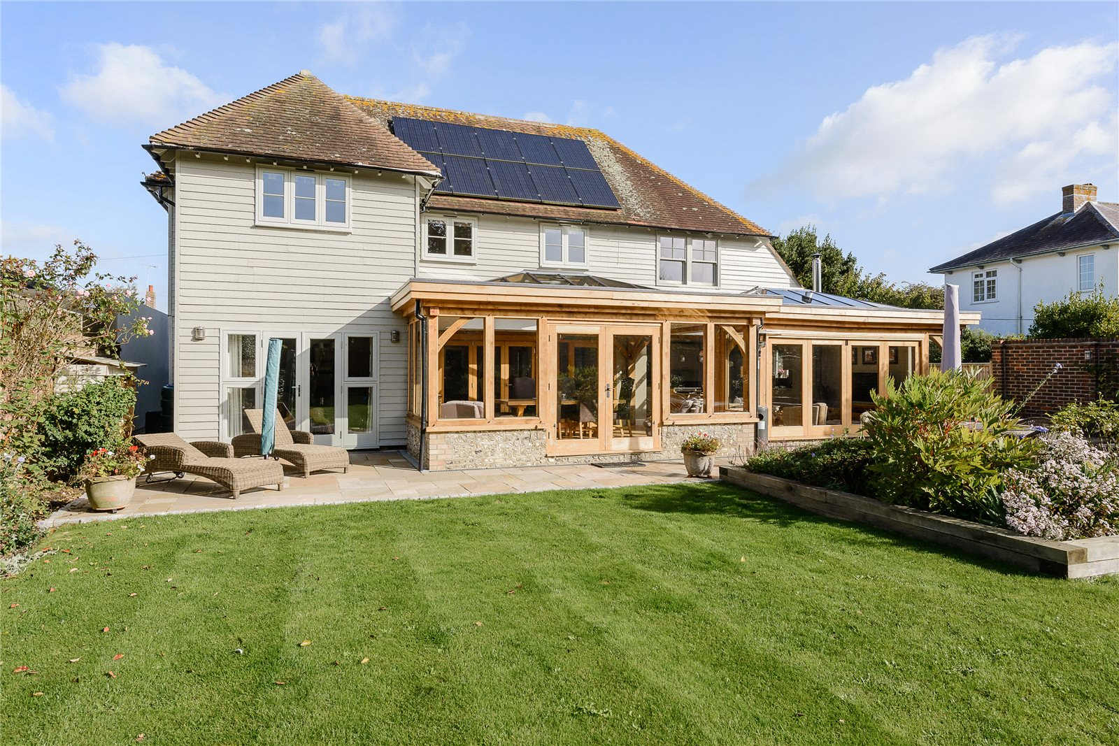Casa Unifamiliar por un Venta en Harbour Way, Bosham, Chichester, West Sussex, PO18 Chichester, Inglaterra