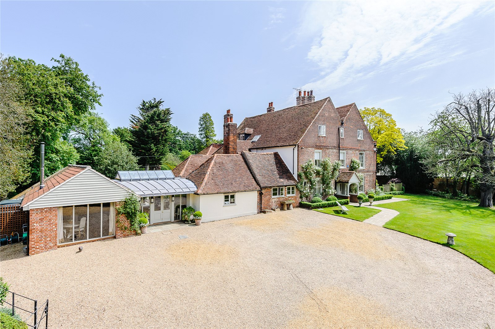 Single Family Home for Sale at Langford Road, Wickham Bishops, Witham, Essex, CM8 Witham, England