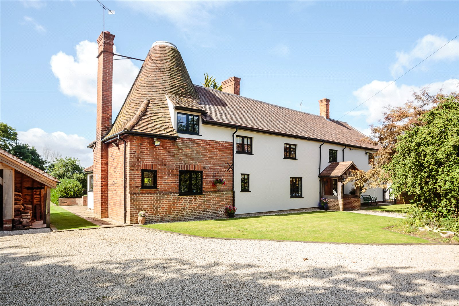 Additional photo for property listing at Mumfords Hill, Blackmore End, Braintree, Essex, CM7 Braintree, イギリス