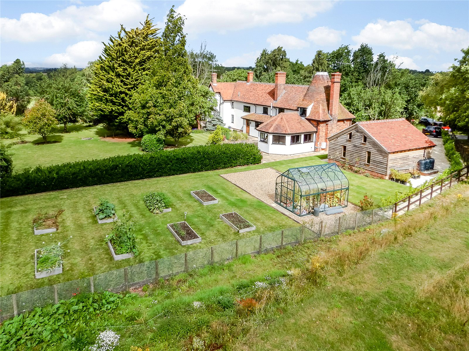 Single Family Home for Sale at Mumfords Hill, Blackmore End, Braintree, Essex, CM7 Braintree, England