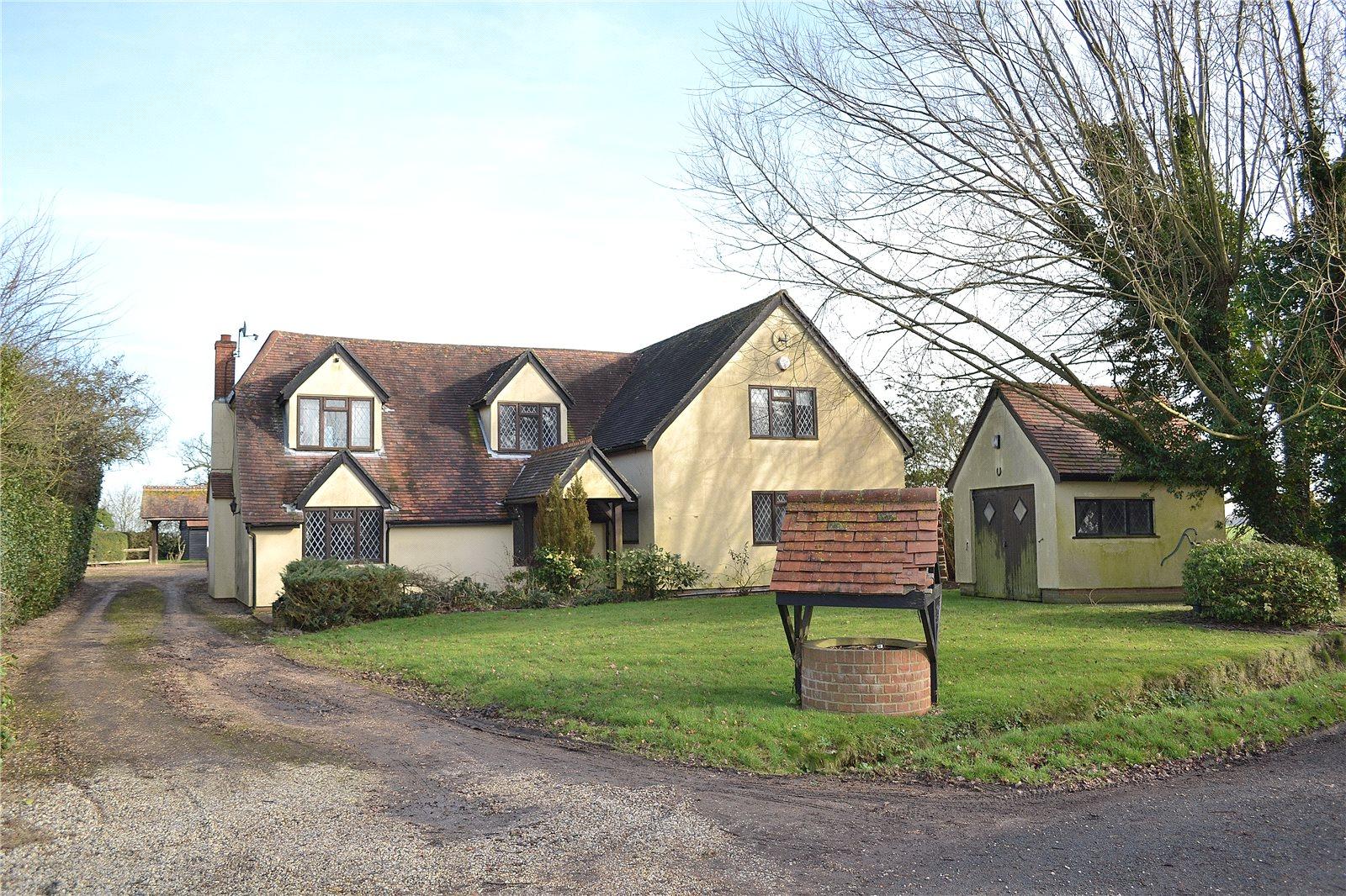 Vivienda unifamiliar por un Venta en Browns End Road, Broxted, Dunmow, Essex, CM6 Dunmow, Inglaterra