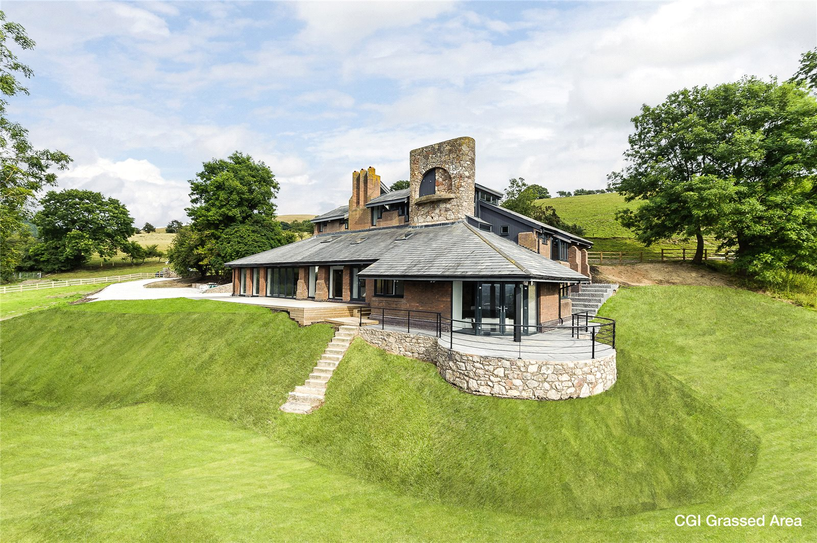 Additional photo for property listing at Llangwyfan, Denbigh, Denbighshire, LL16 Denbighshire, Wales