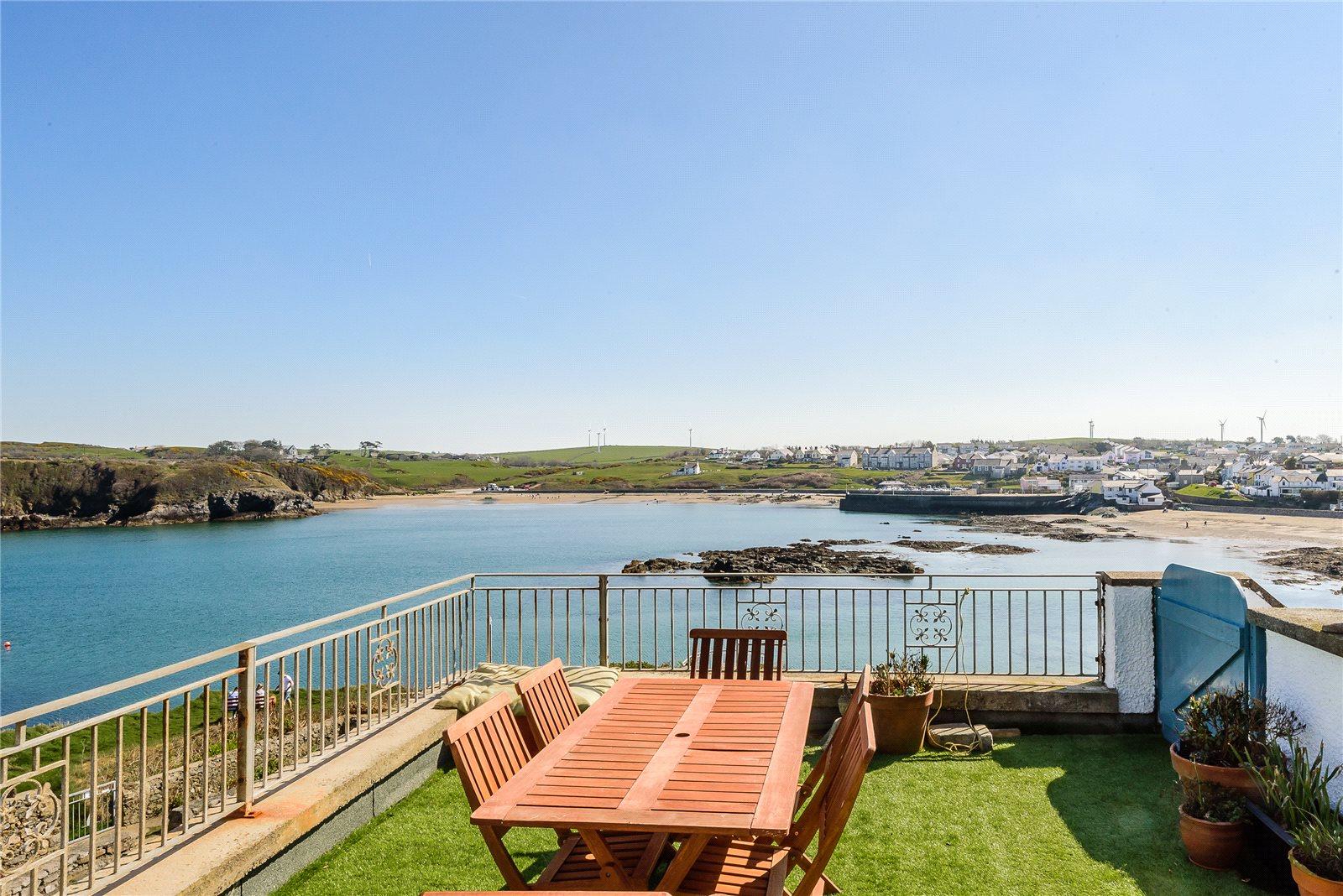 Additional photo for property listing at Cemaes Bay, Anglesey, Gwynedd, LL67 Gwynedd, Wales