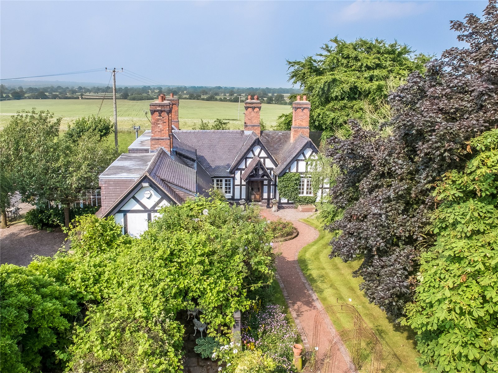 Additional photo for property listing at Peckforton Hall Lane, Peckforton, Tarporley, Cheshire, CW6 Tarporley, Inglaterra