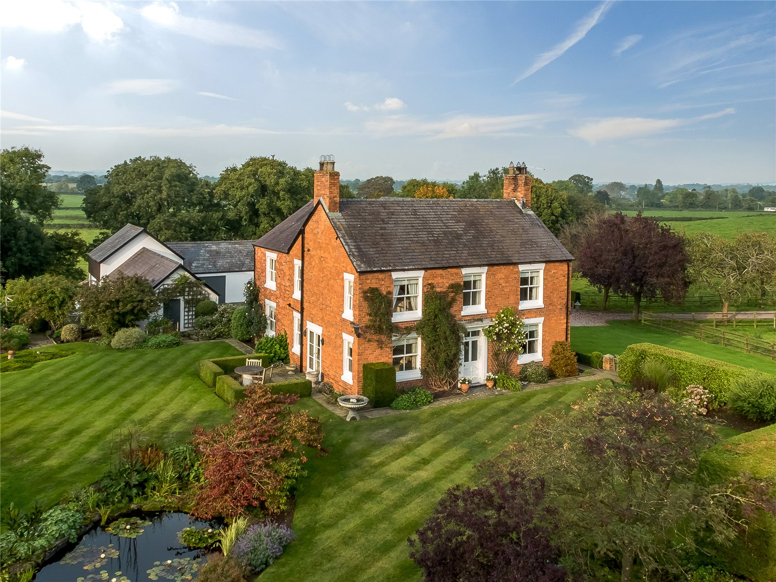 Частный дом для того Продажа на Little Green, Bronington, Whitchurch, Shropshire, SY13 Whitchurch, Wales