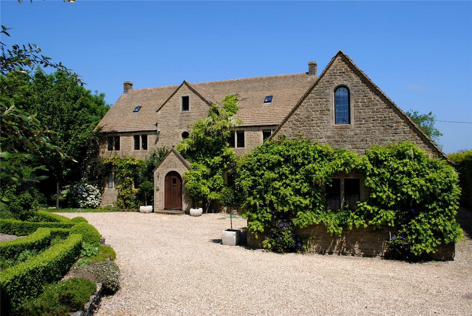 独户住宅 为 销售 在 Fields Road, Chedworth, Cheltenham, Gloucestershire, GL54 Cheltenham, 英格兰