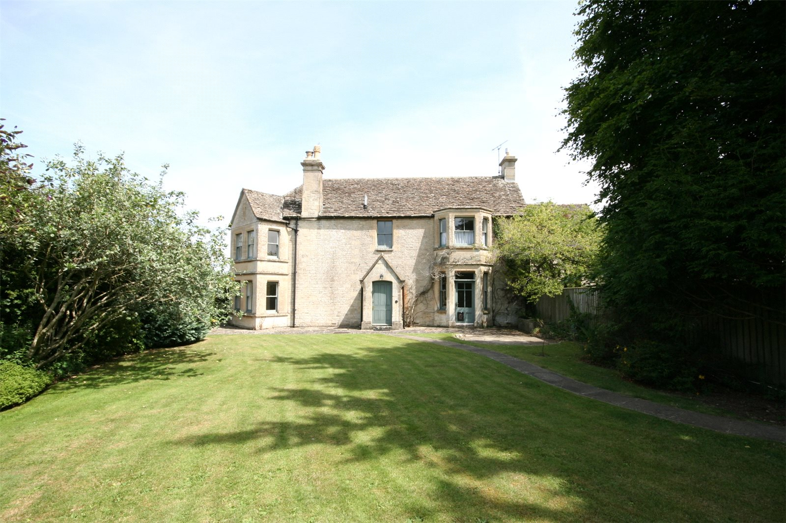 Single Family Home for Sale at Kemble, Cirencester, Gloucestershire, GL7 Cirencester, England