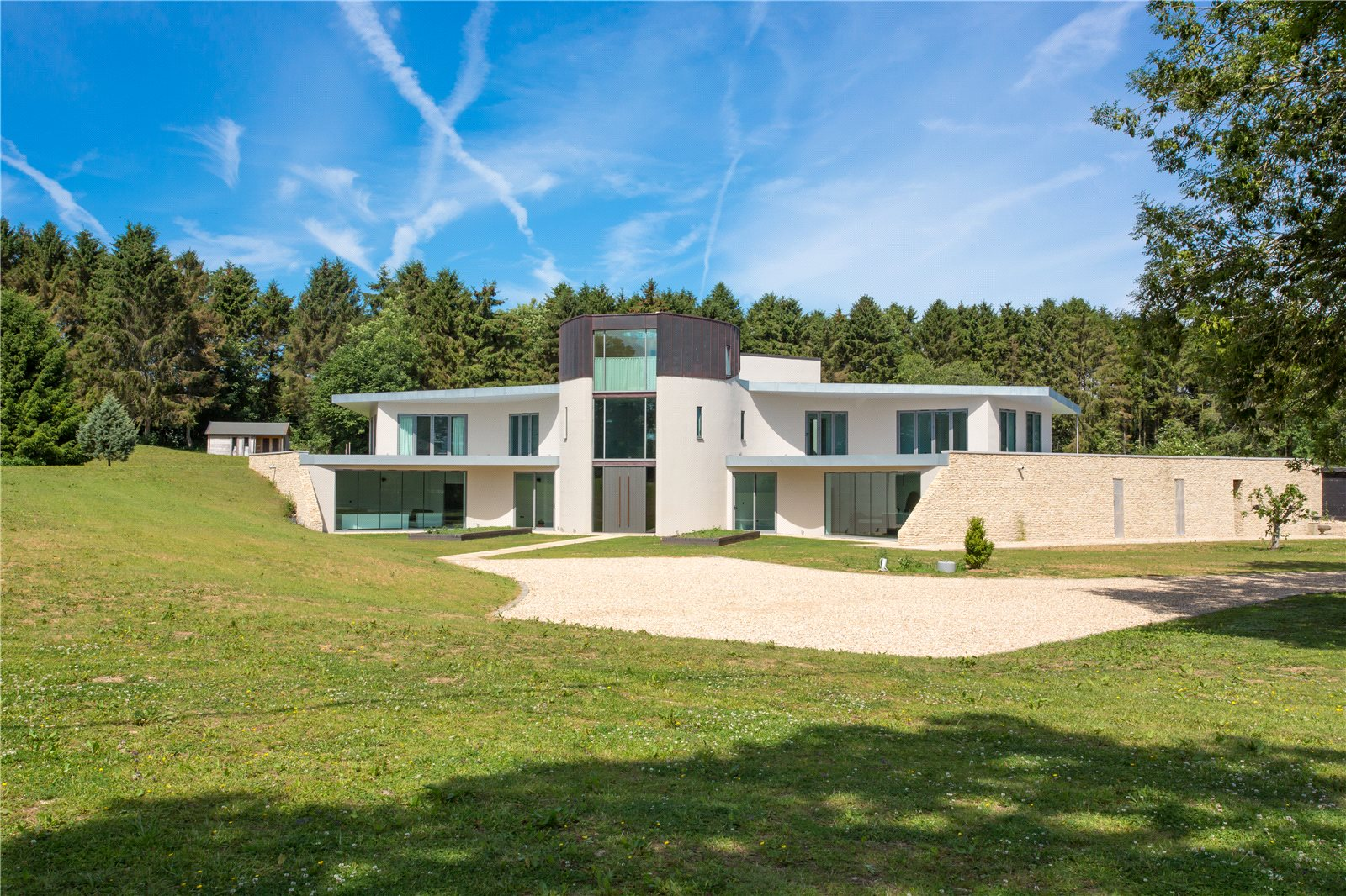 Einfamilienhaus für Verkauf beim Foxcote, Andoversford, Cheltenham, Gloucestershire, GL54 Cheltenham, England