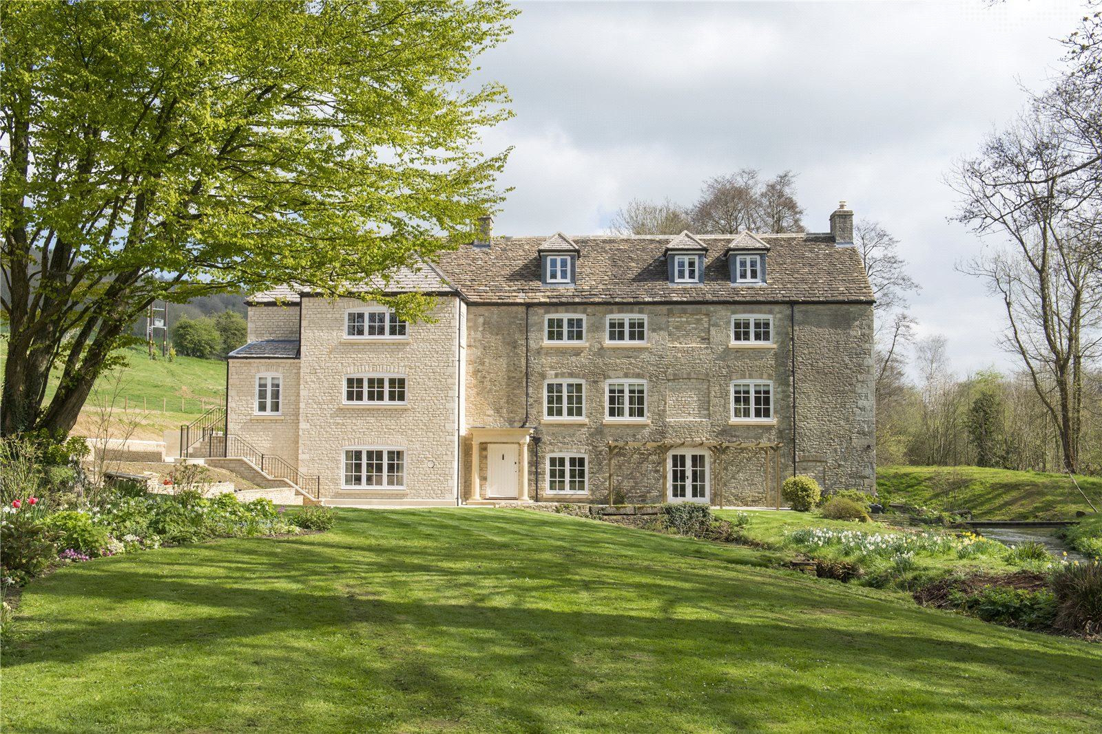 Single Family Home for Sale at Wortley, Wotton-under-Edge, Gloucestershire, GL12 Gloucestershire, England