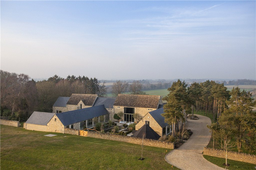 Single Family Home for Sale at Bibury, Cirencester, Gloucestershire, GL7 Cirencester, England