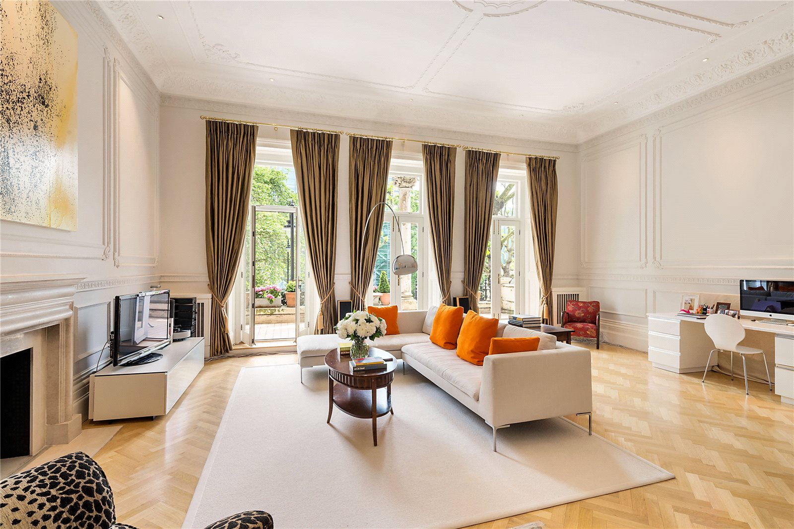 Appartement pour l Vente à Queen's Gate, South Kensington, London, SW7 South Kensington, London, Angleterre
