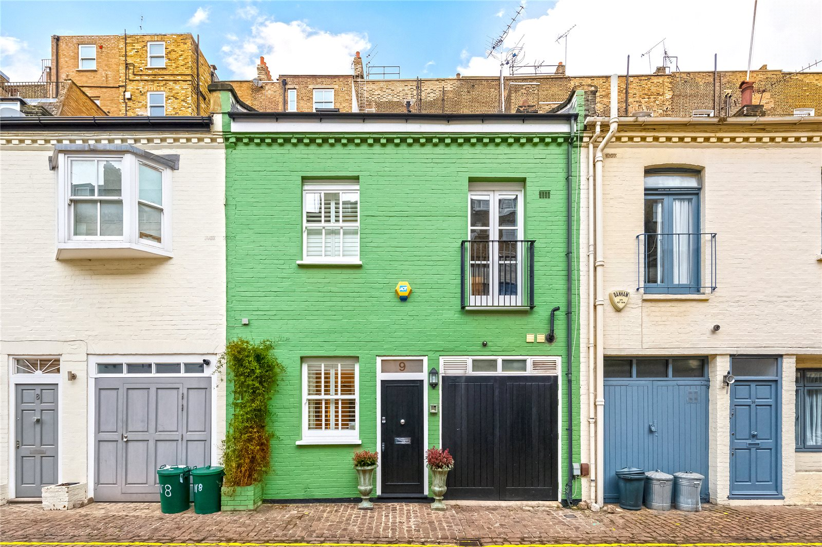 独户住宅 为 销售 在 Petersham Mews, South Kensington, London, SW7 South Kensington, London, 英格兰