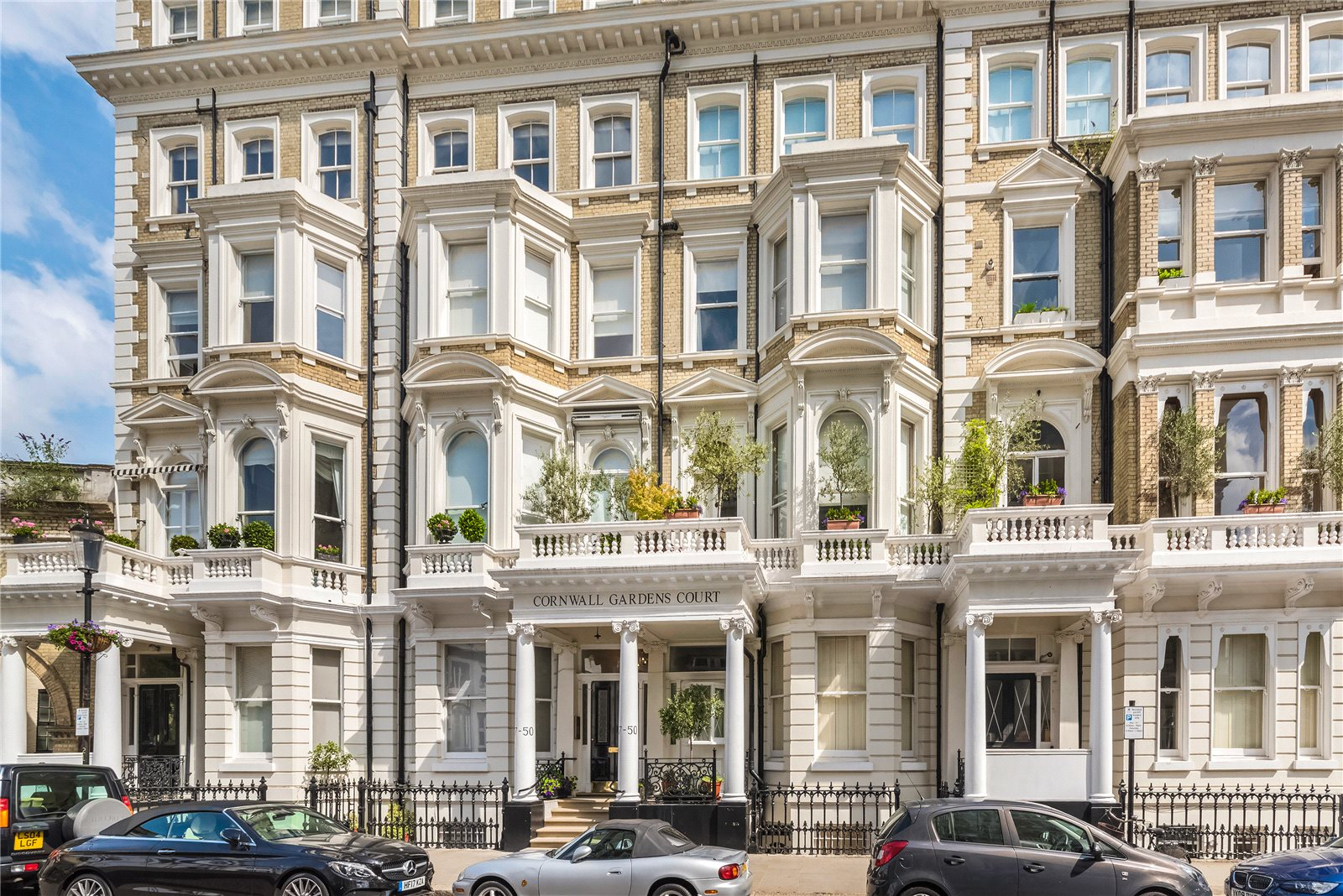 Additional photo for property listing at Cornwall Gardens Court, 47-50 Cornwall Gardens, South Kensington, London, SW7 South Kensington, London, 英格蘭