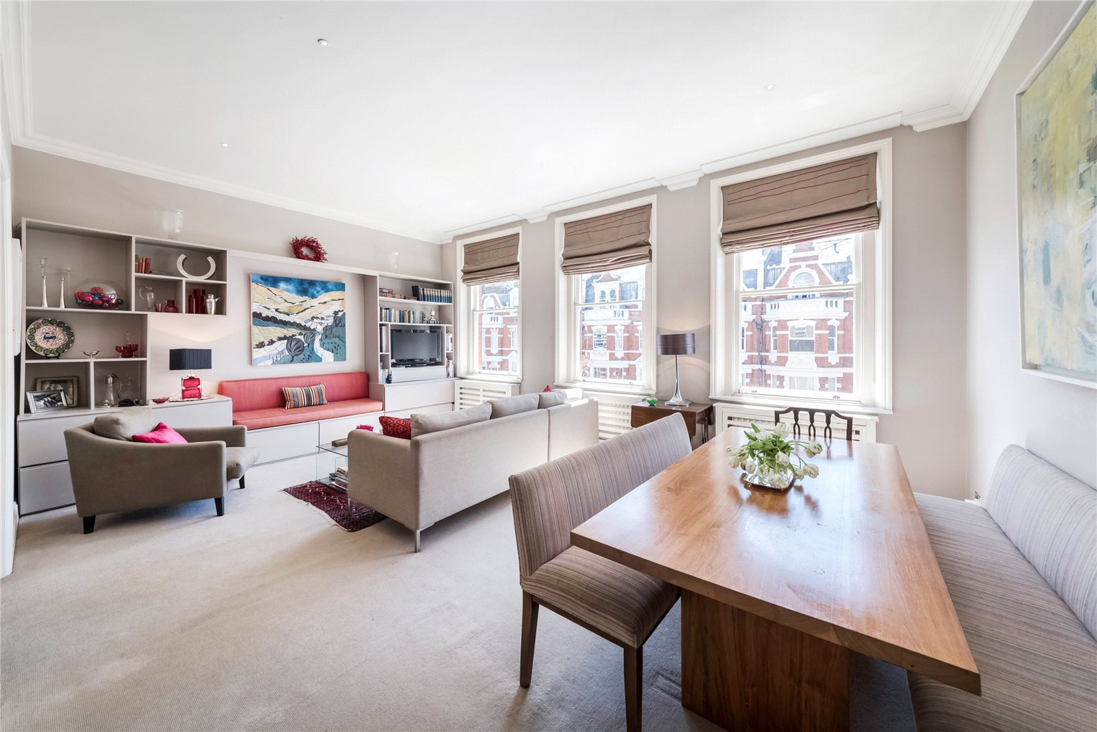 Additional photo for property listing at Bramham Gardens, London, SW5 London, Angleterre