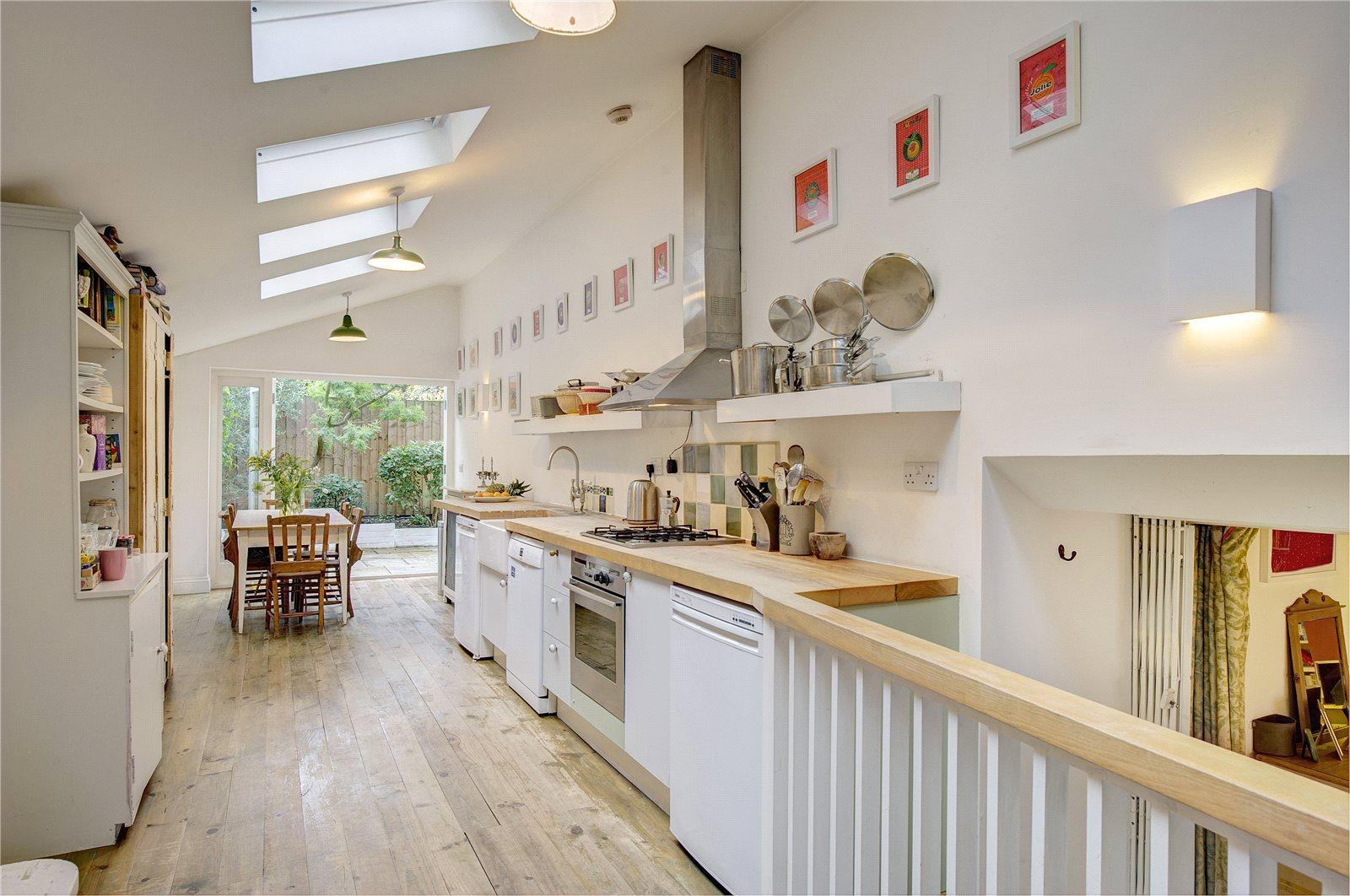 Wohnung für Verkauf beim Powis Gardens, London, W11 London, England