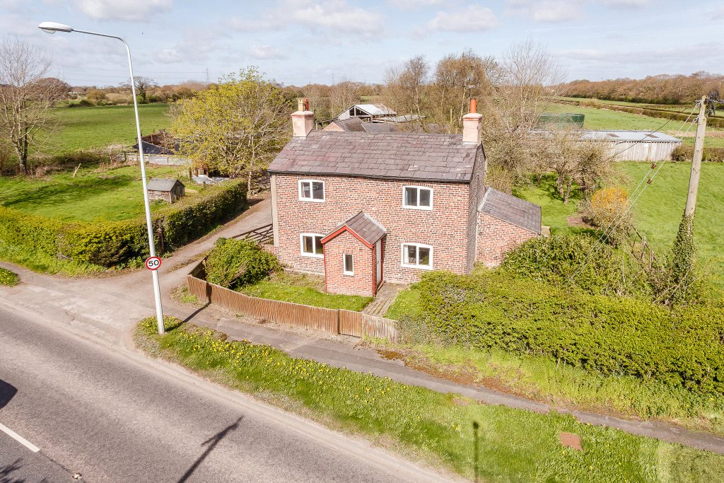 Farm / Ranch / Plantation for Sale at Parkgate Road, Woodbank, Chester, CH1 Chester, England