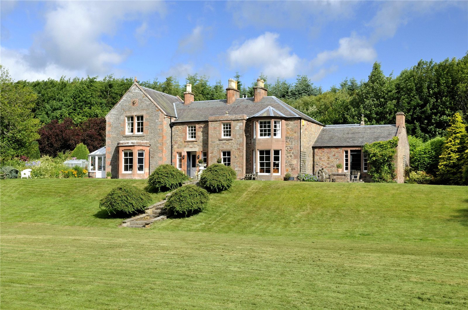Scotland luxury real estate for sale christie 39 s for Exclusive houses for sale