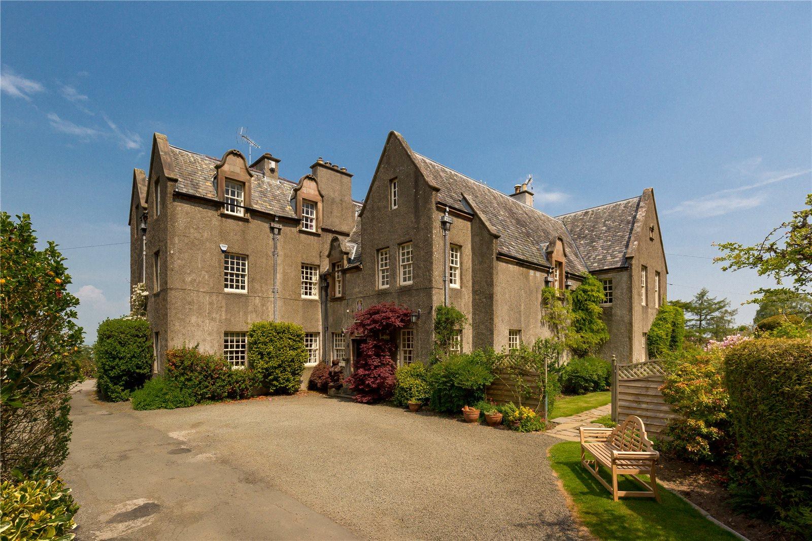 Single Family Home for Sale at 550 Lanark Road West, Balerno, Midlothian, EH14 Midlothian, Scotland