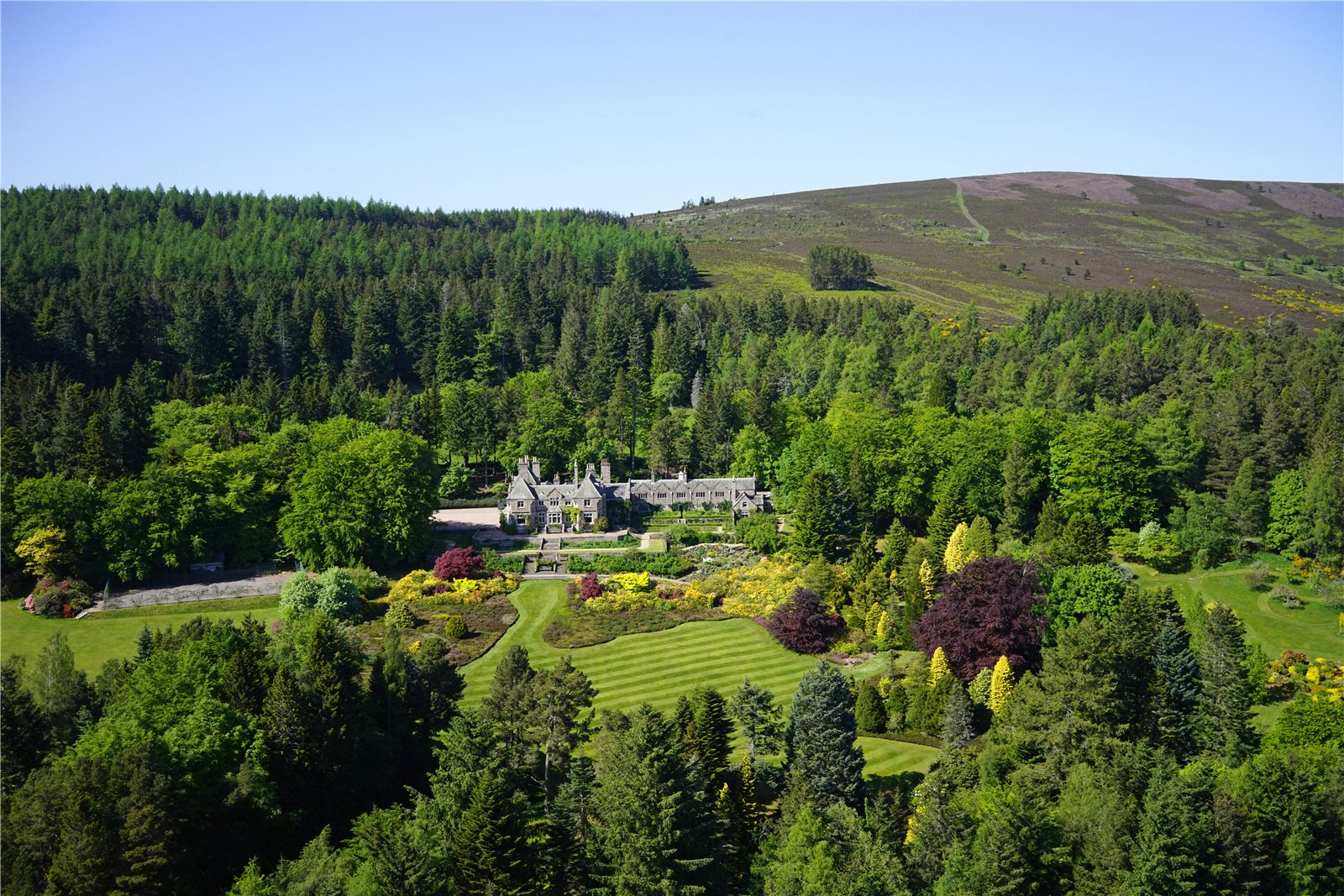 Apartments / Residences for Sale at Tarland, Aboyne, Aberdeenshire, AB34 Aberdeenshire, Scotland