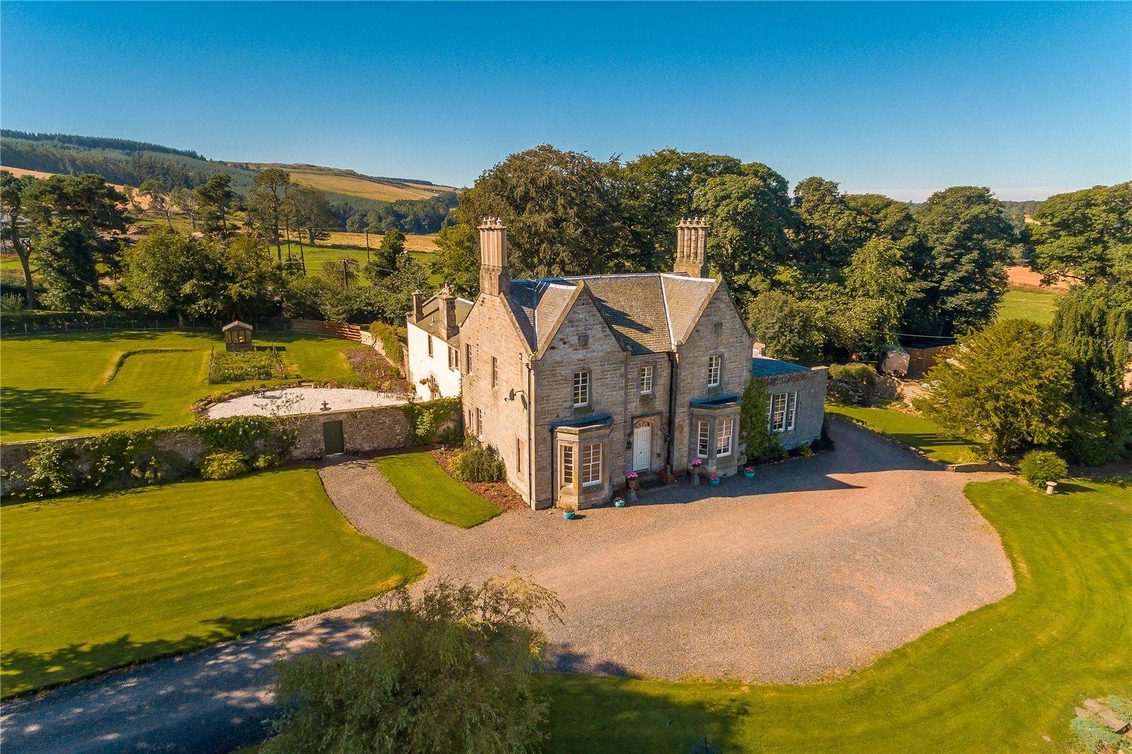 Single Family Home for Sale at Humbie, East Lothian, EH36 East Lothian, Scotland