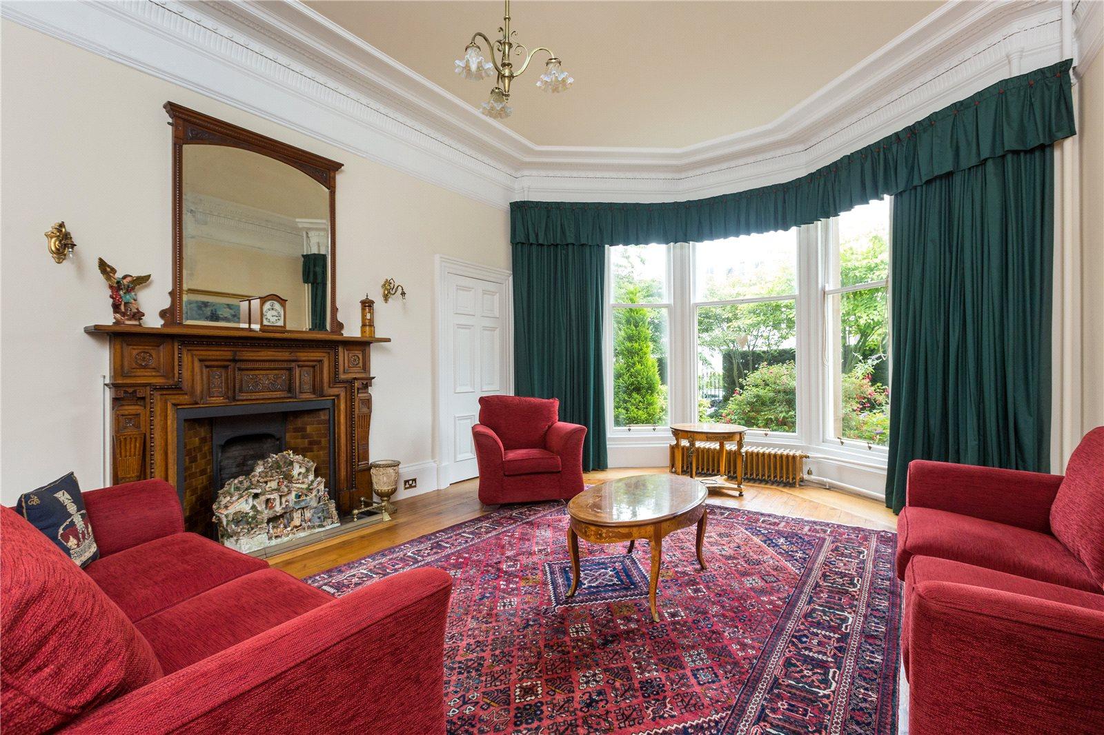 Single Family Home for Sale at Chalmers Crescent, Edinburgh, EH9 Edinburgh, Scotland