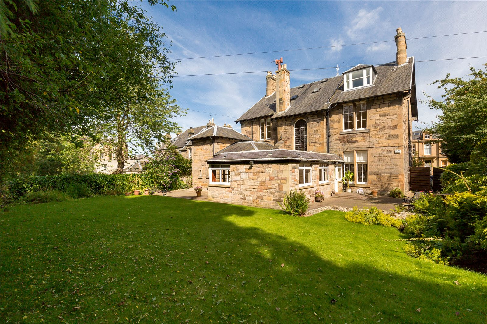 Single Family Home for Sale at Chalmers Crescent, Edinburgh, EH9 Edinburgh, Scotland