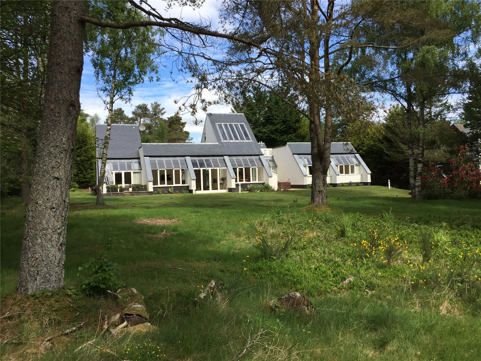 Scotland real estate and homes for sale christie 39 s for Show house for sale