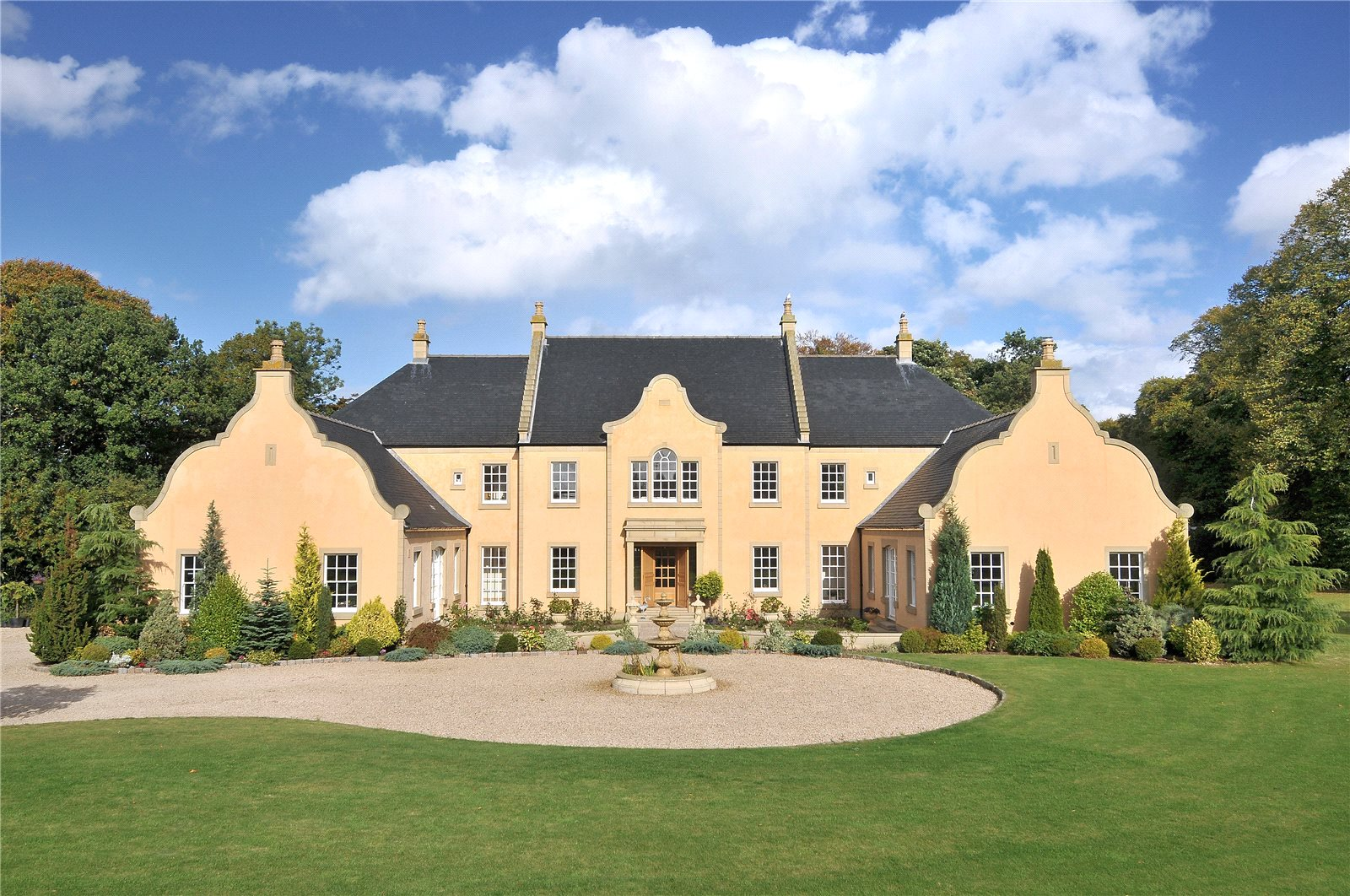 Single Family Home for Sale at Inveresk Village, Musselburgh, Midlothian, EH21 Midlothian, Scotland
