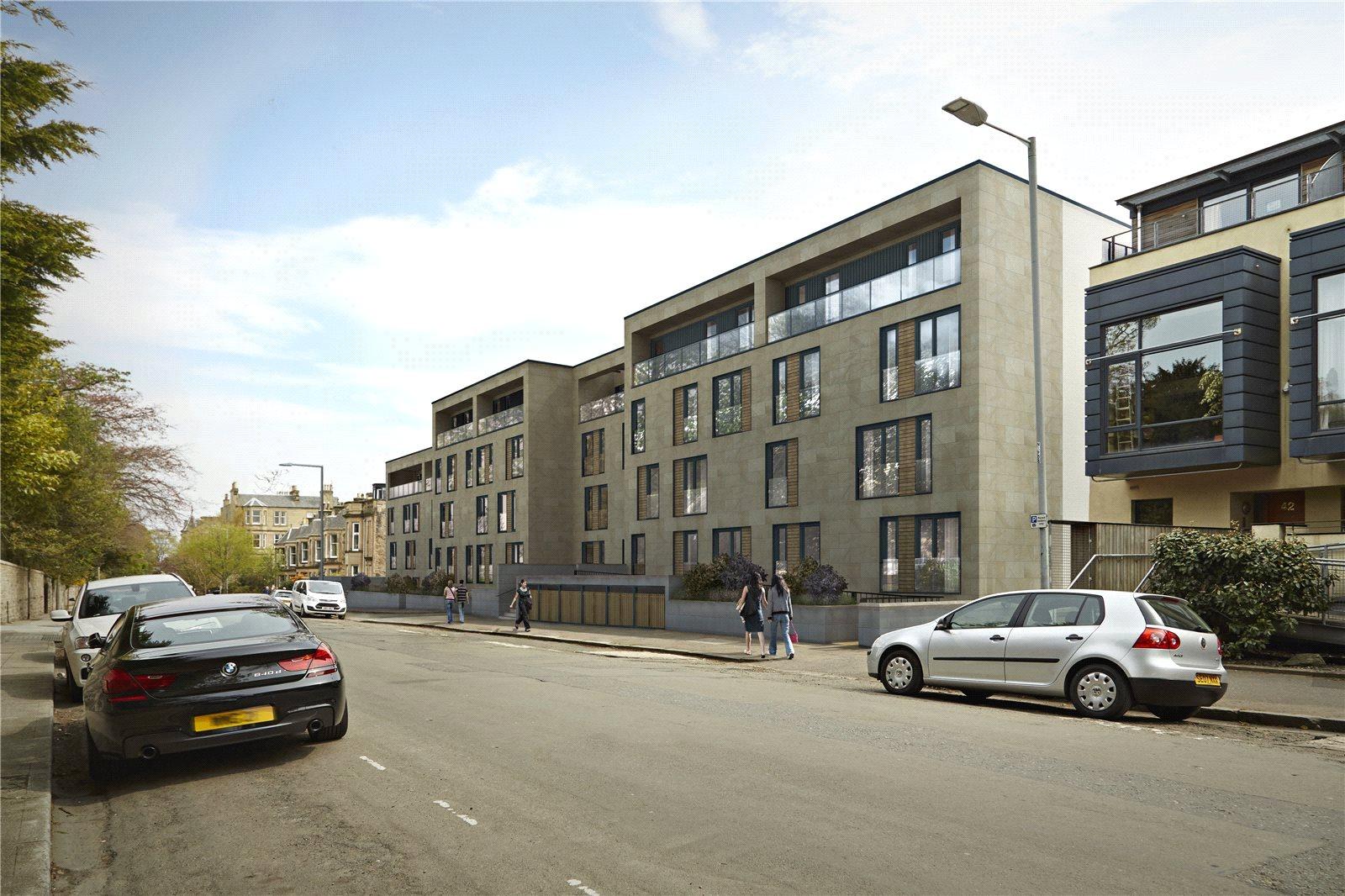 集合住宅 のために 売買 アット Newbattle Terrace, Edinburgh, EH10 Edinburgh, Scotland